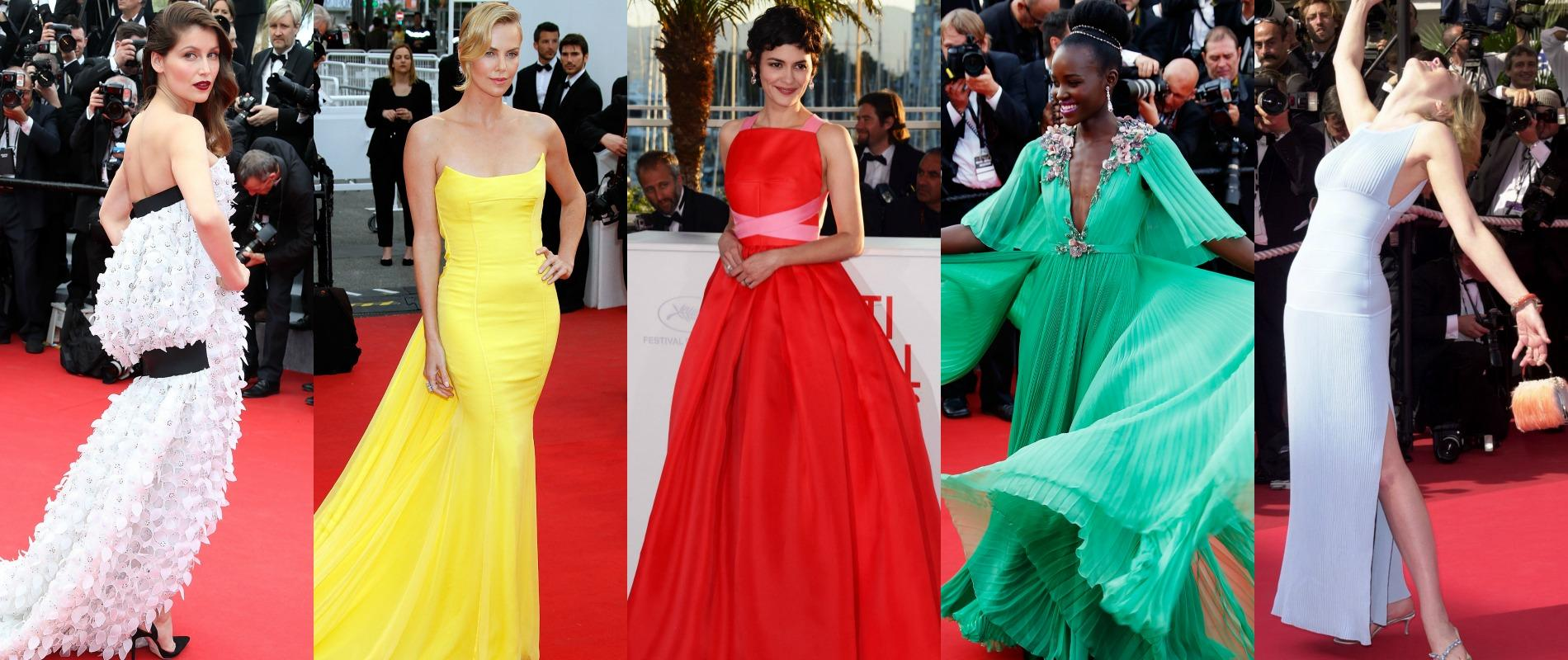 Les Plus Belles Apparitions Mode Sur Le Tapis Rouge Du