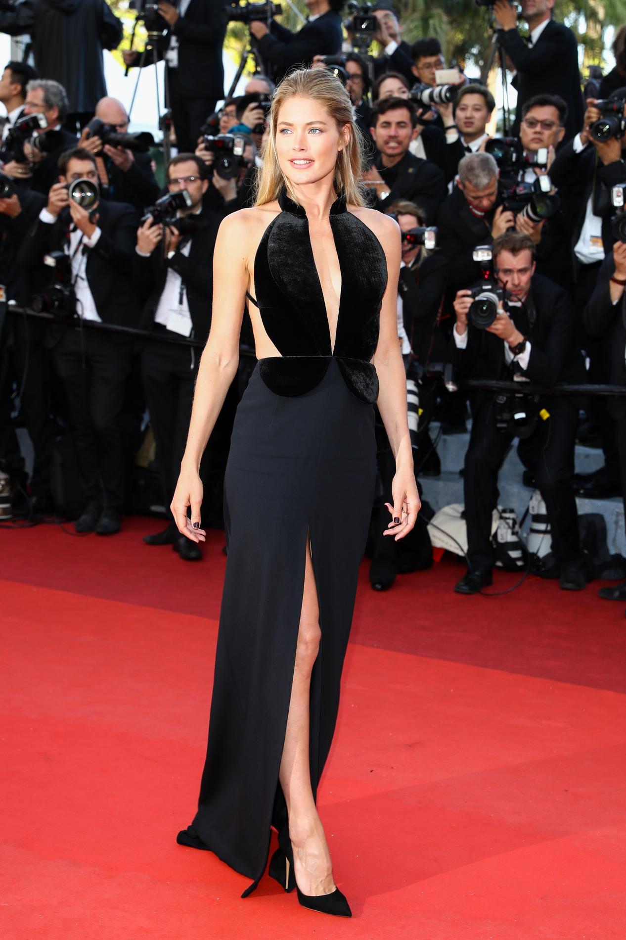 Cannes Ces Tops Qui Font De L Ombre Aux Actrices Sur Le