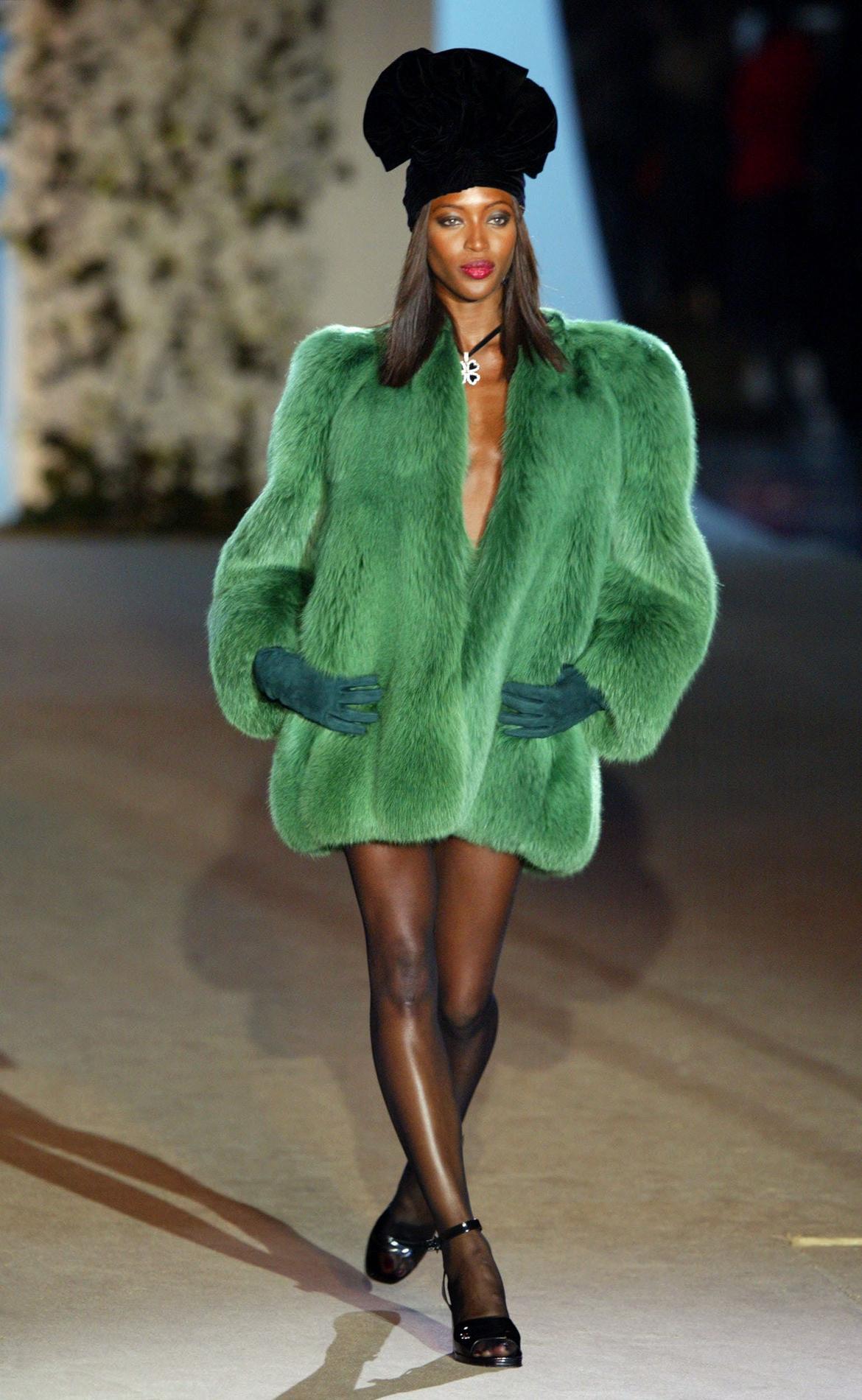 Naomi Campbell, la résurrection d'un supermodel ...
