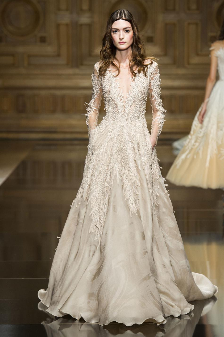 Robe de mariage haute couture for 1900 haute couture