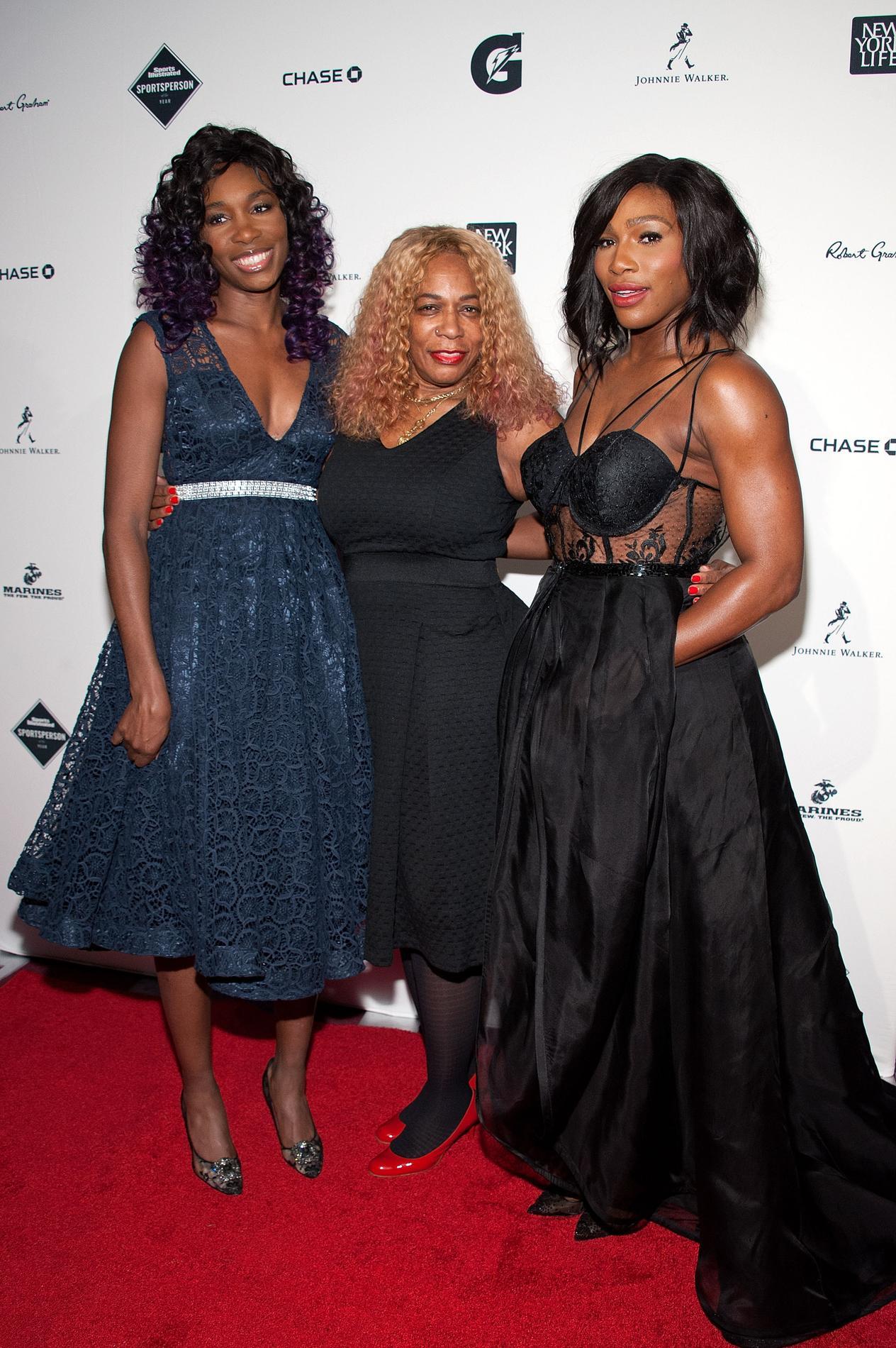 Serena Vs Venus Le Match Des S Urs Williams Madame Figaro