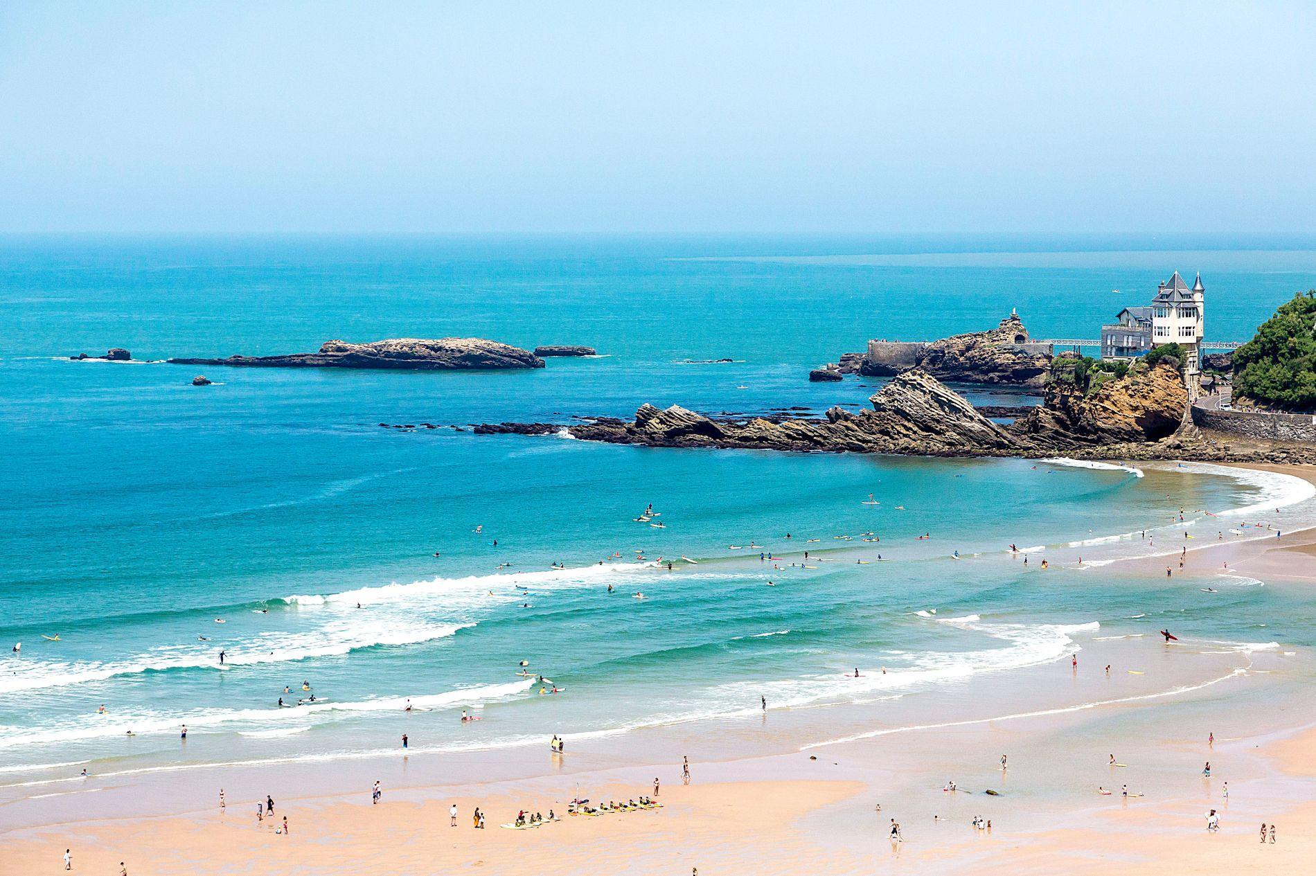 Biarritz paris miami les meilleures adresses de for Biarritz appart hotel
