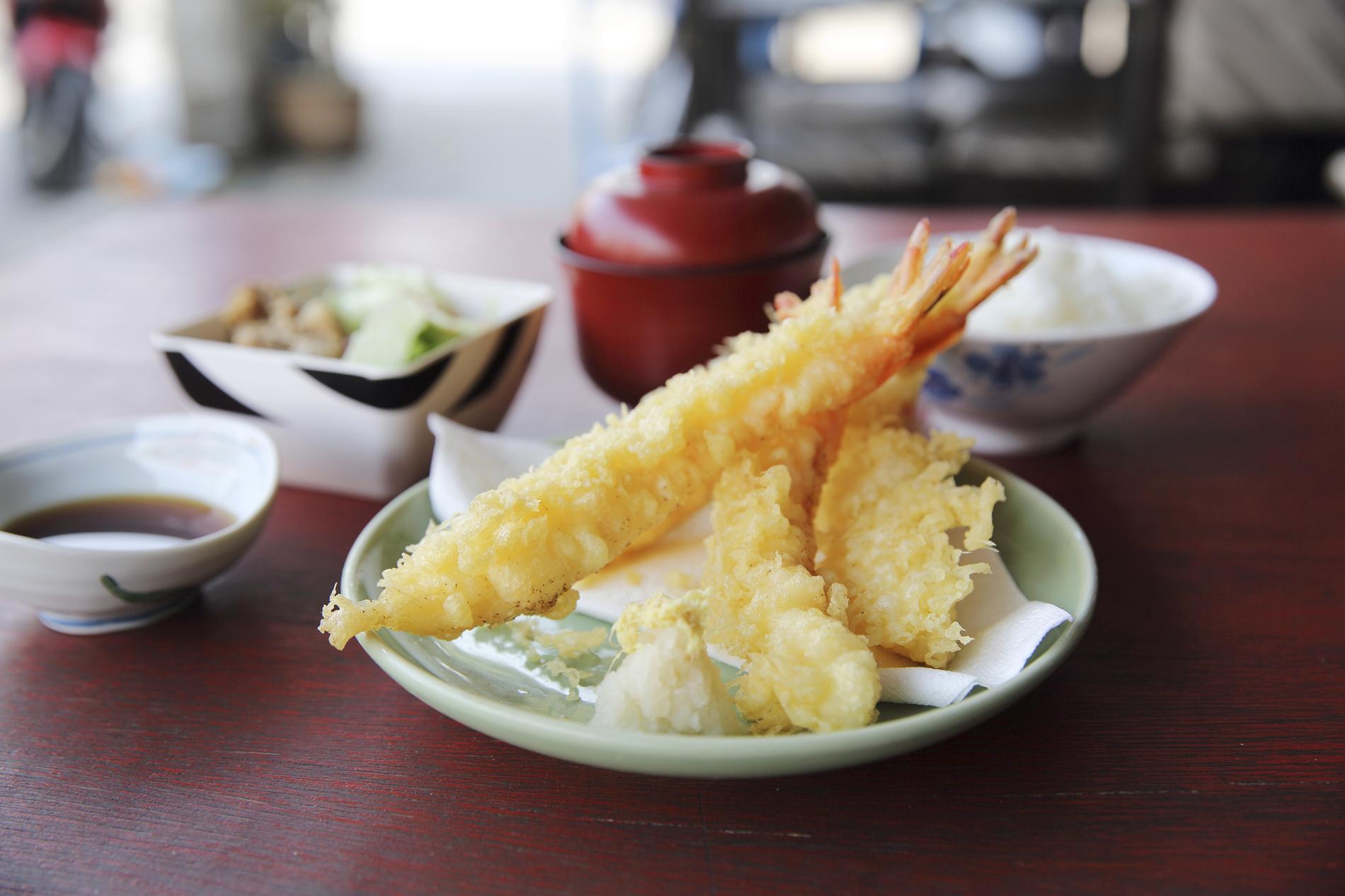 Plat tempuras recettes faciles et rapides cuisine for Plat facile et rapide