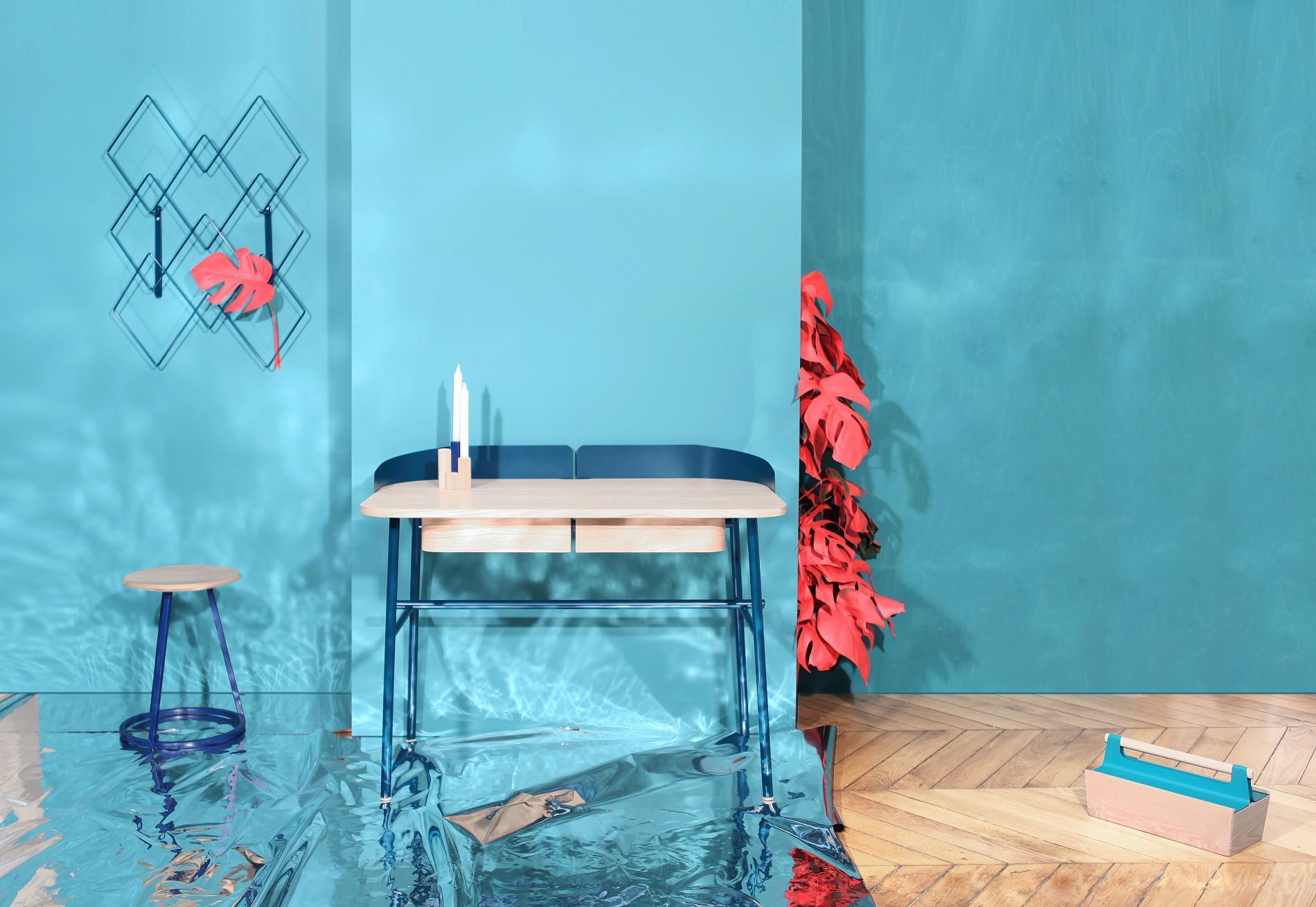 paris design week 2016 la capitale soigne son apparence madame figaro. Black Bedroom Furniture Sets. Home Design Ideas