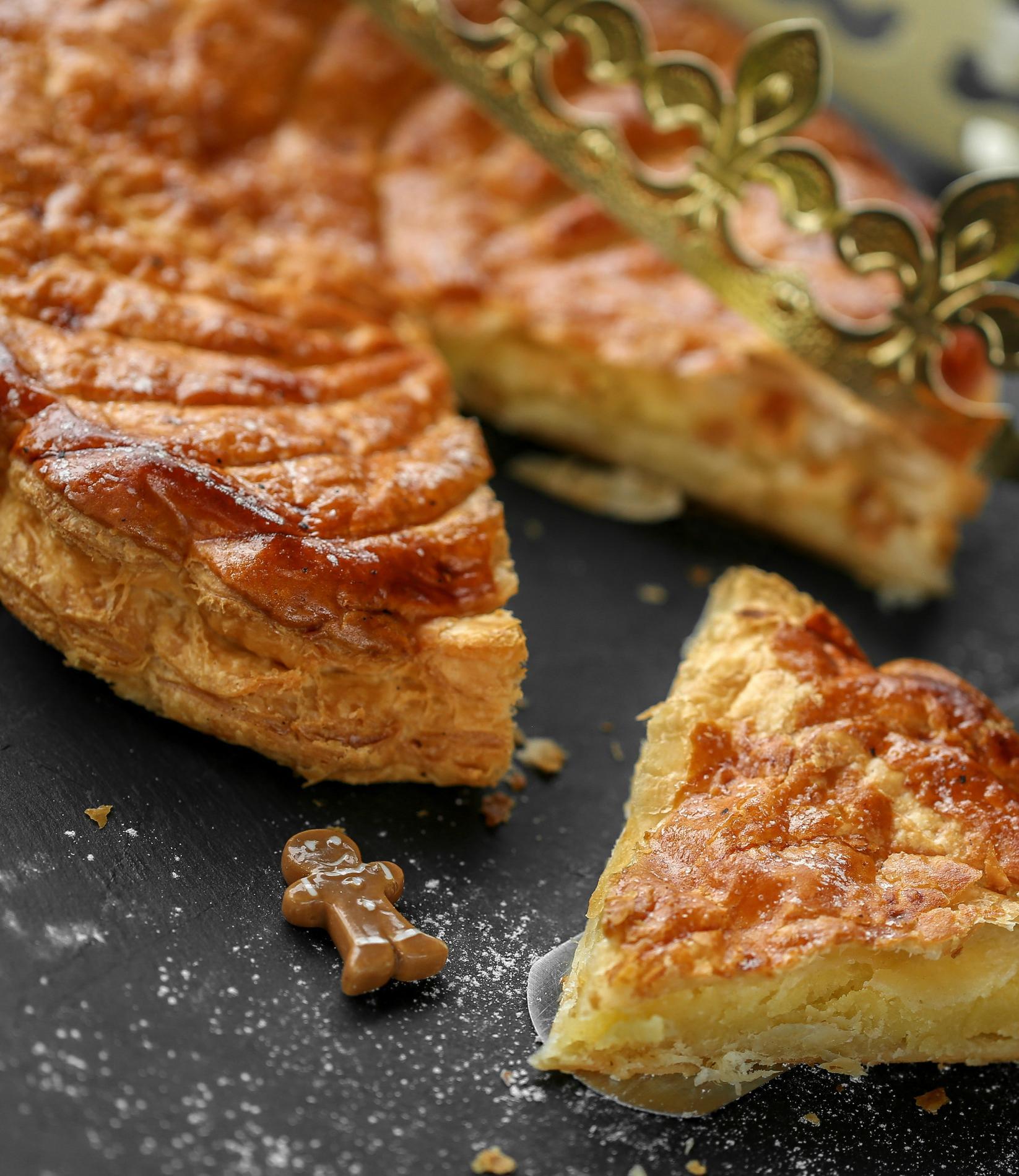 Recette galette des rois la frangipane cuisine madame for Galette des rois a la frangipane