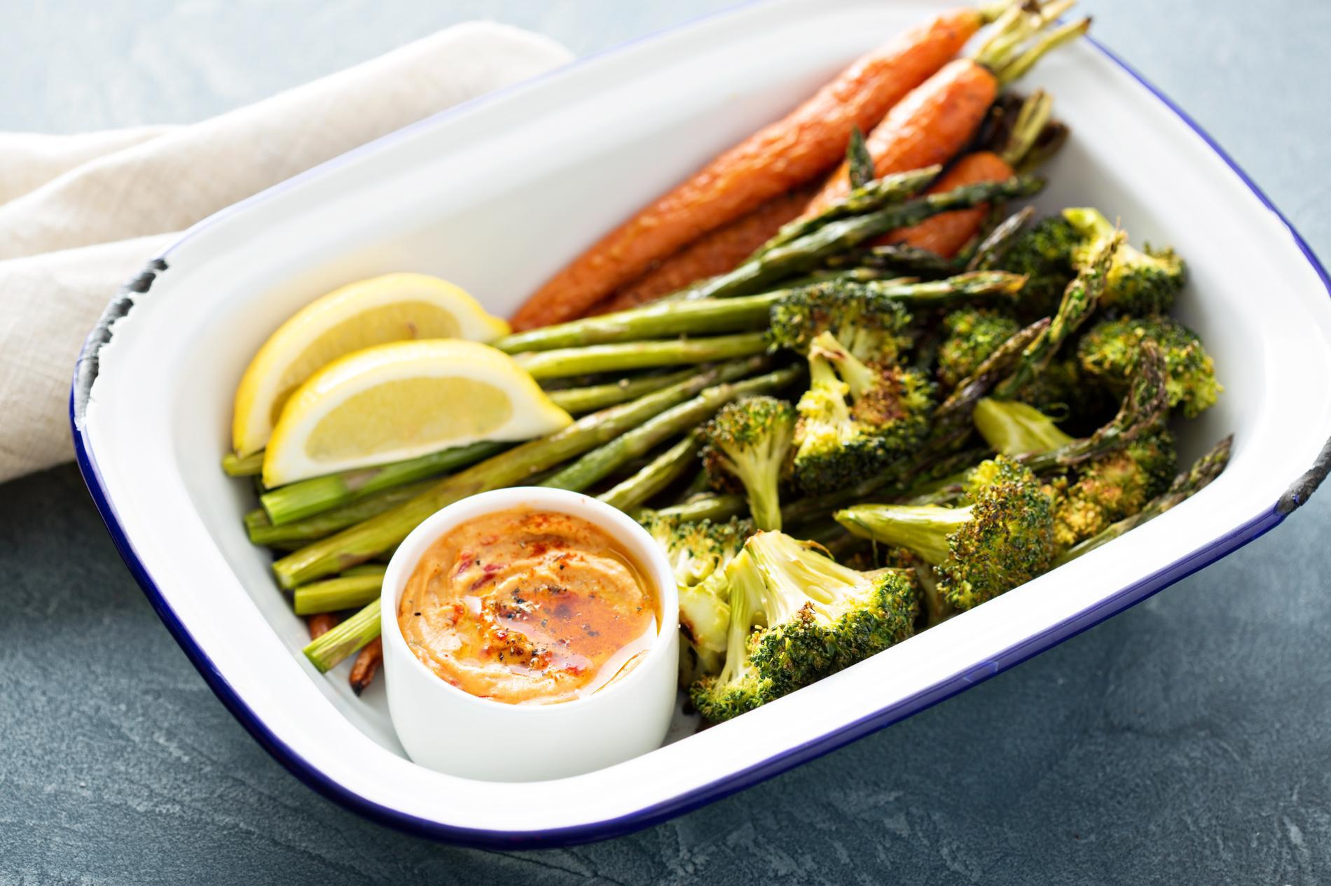 entree a base de legumes
