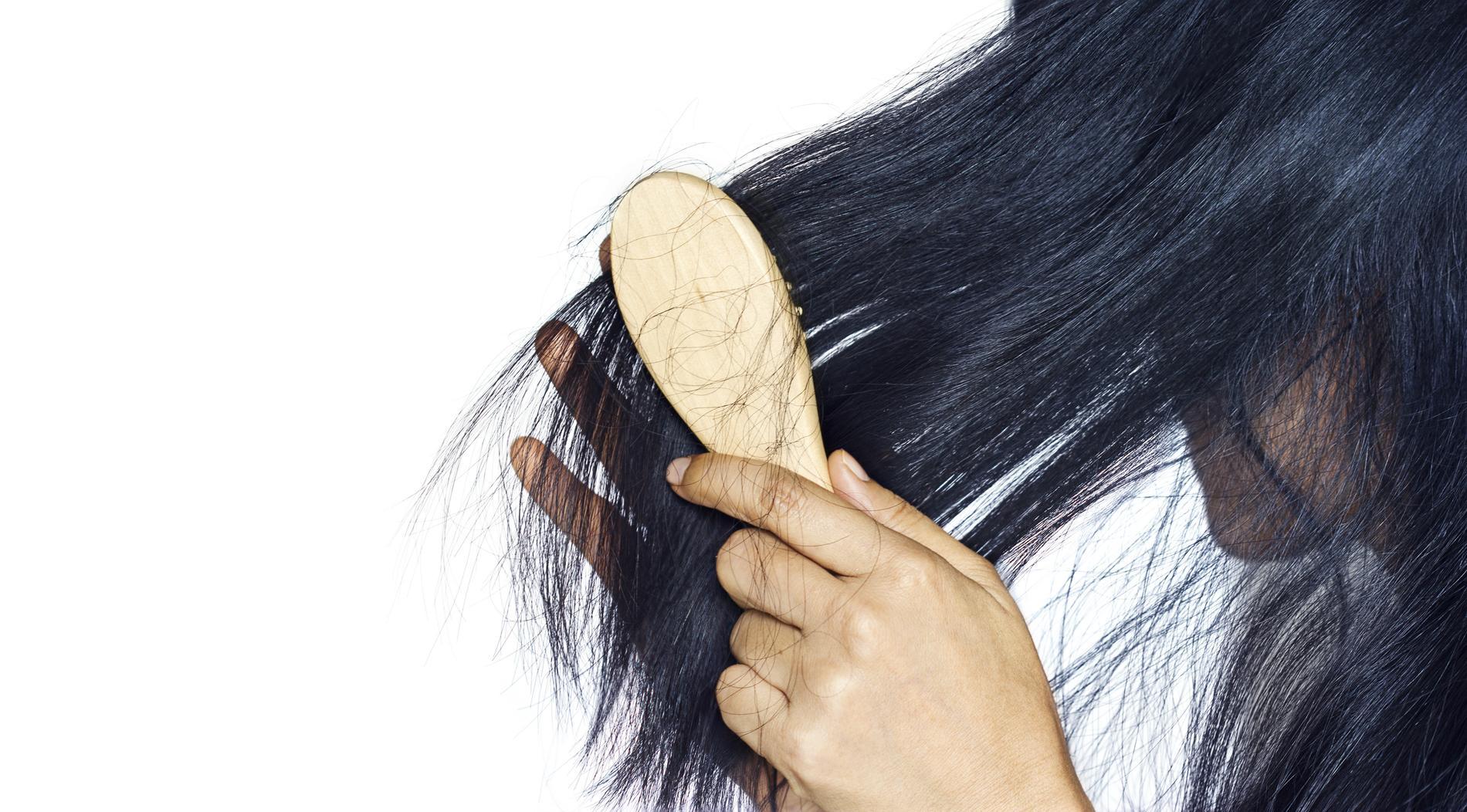 probleme chute de cheveux
