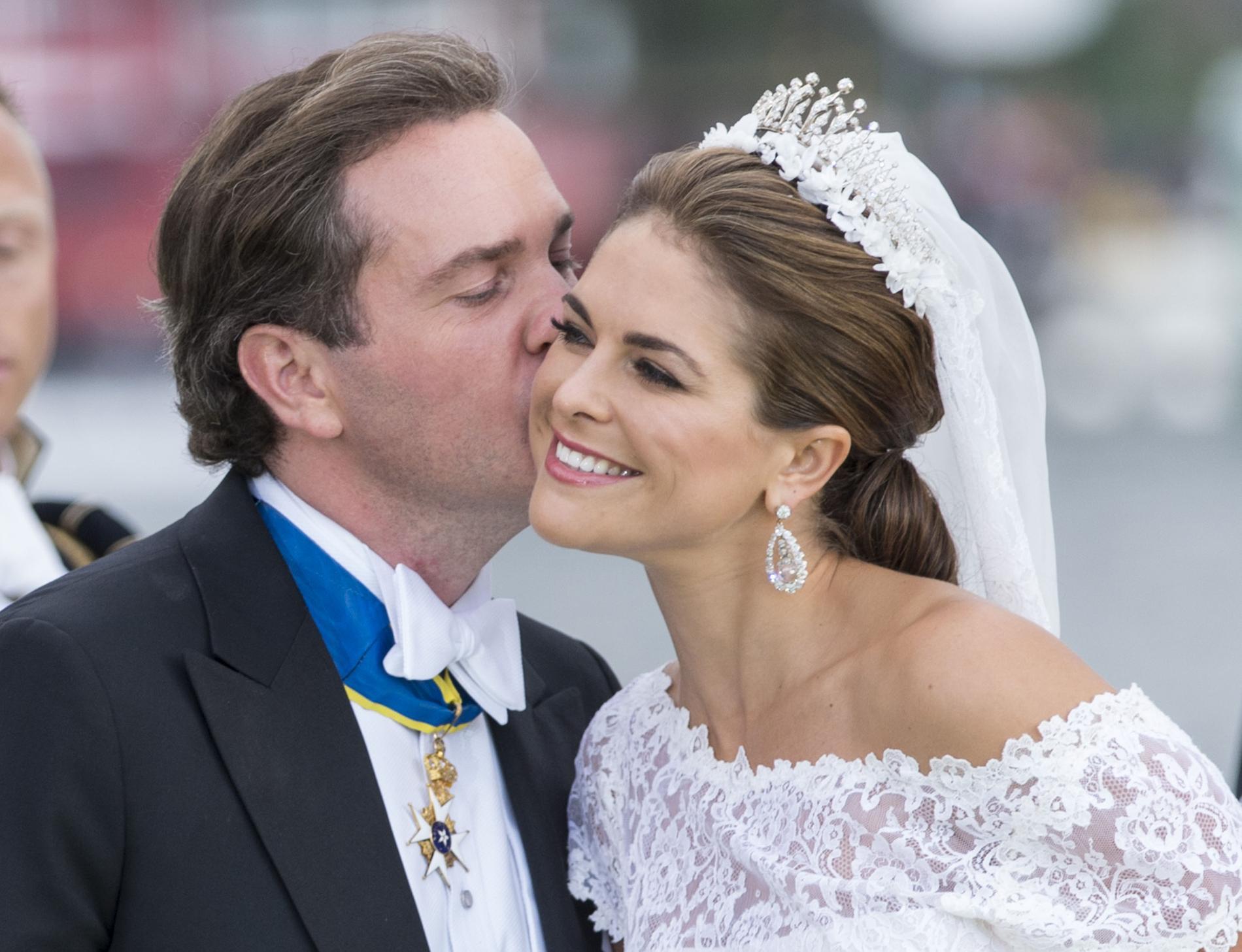 Les Plus Belles Coiffures De Mariage Des Stars Madame Figaro