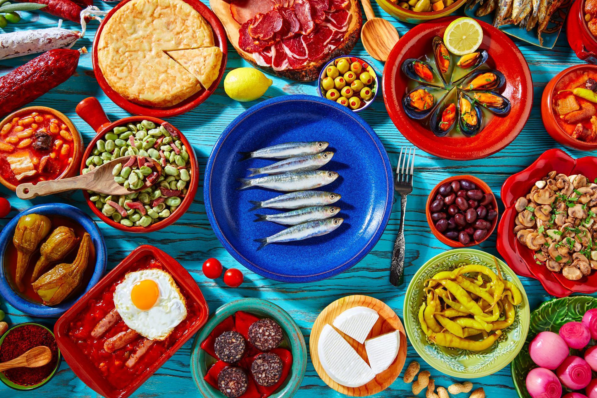 recettes cuisine espagnole recettes faciles et rapides cuisine madame figaro. Black Bedroom Furniture Sets. Home Design Ideas