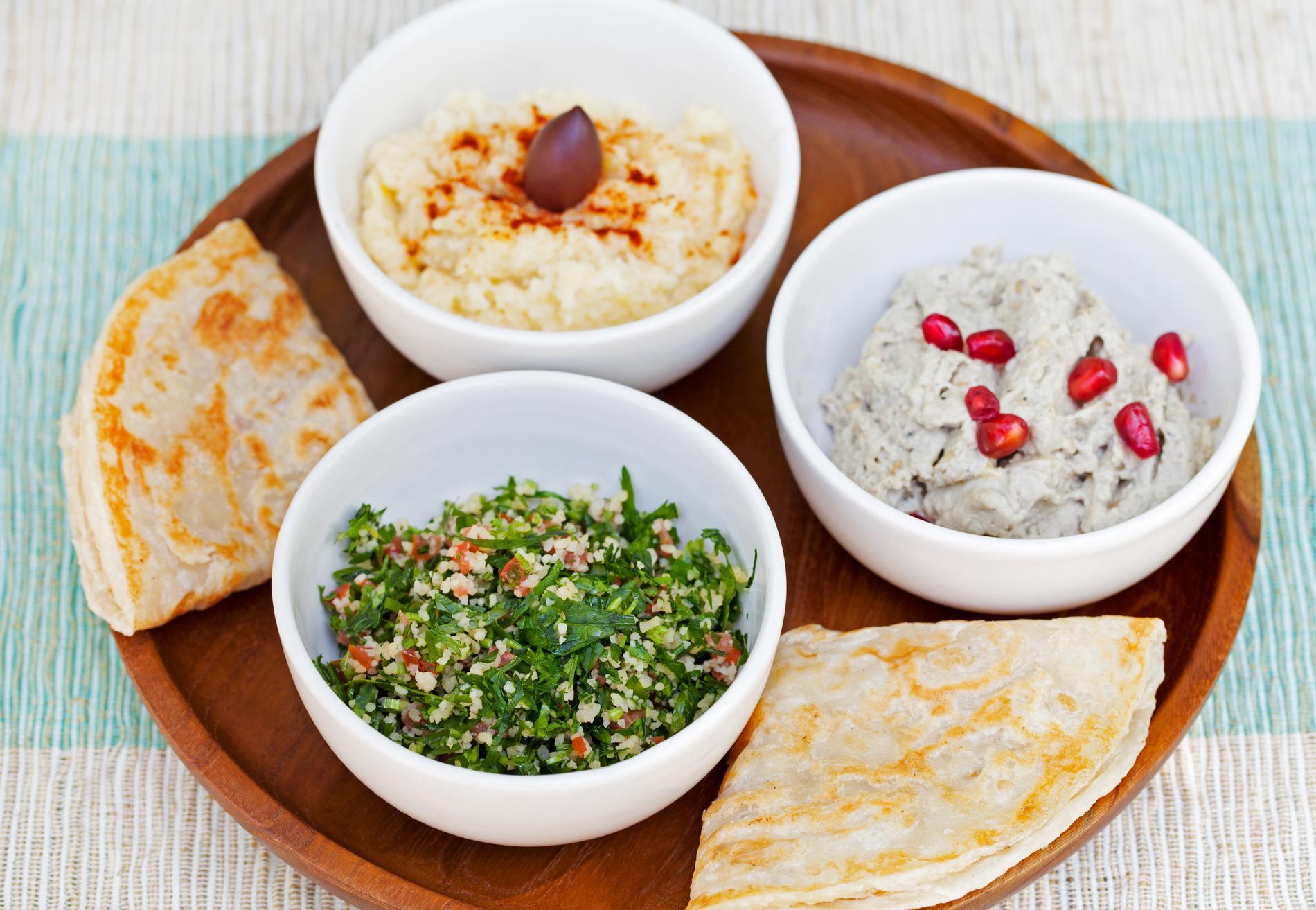 recettes cuisine libanaise recettes faciles et rapides cuisine madame figaro. Black Bedroom Furniture Sets. Home Design Ideas