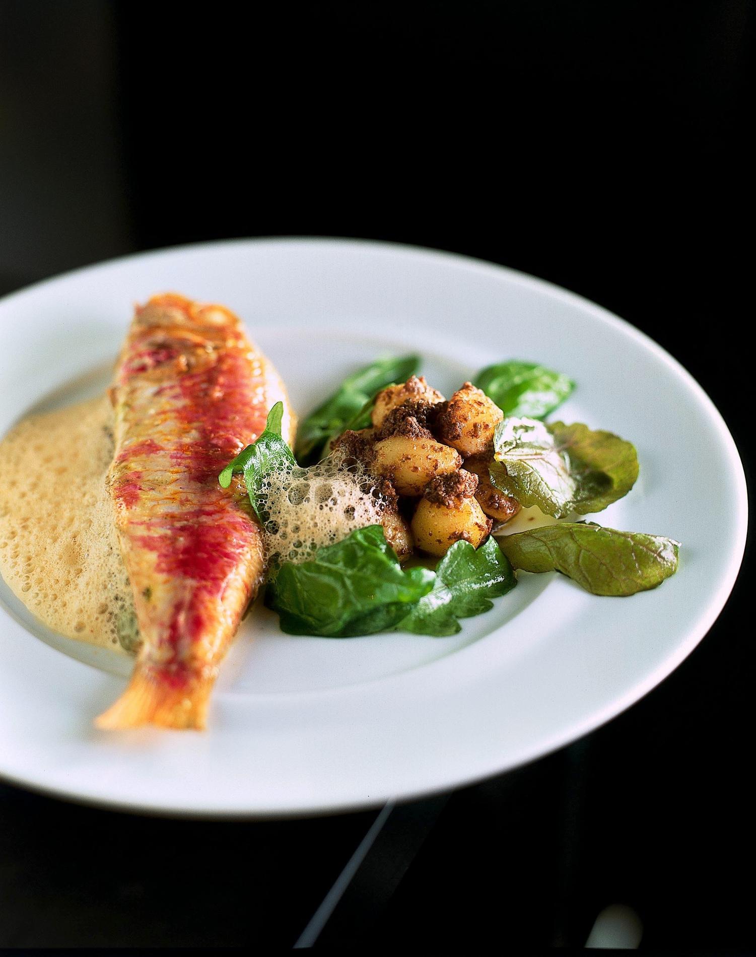 Rougets l orientale une recette poisson cuisine for Cuisine orientale