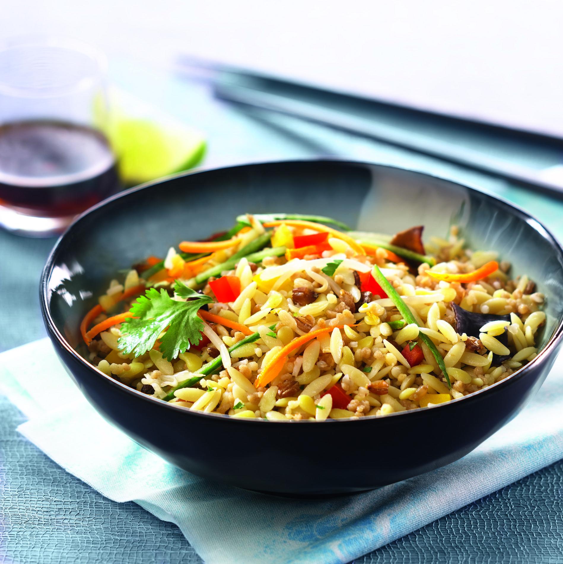 Recettes de cuisine asiatique facile