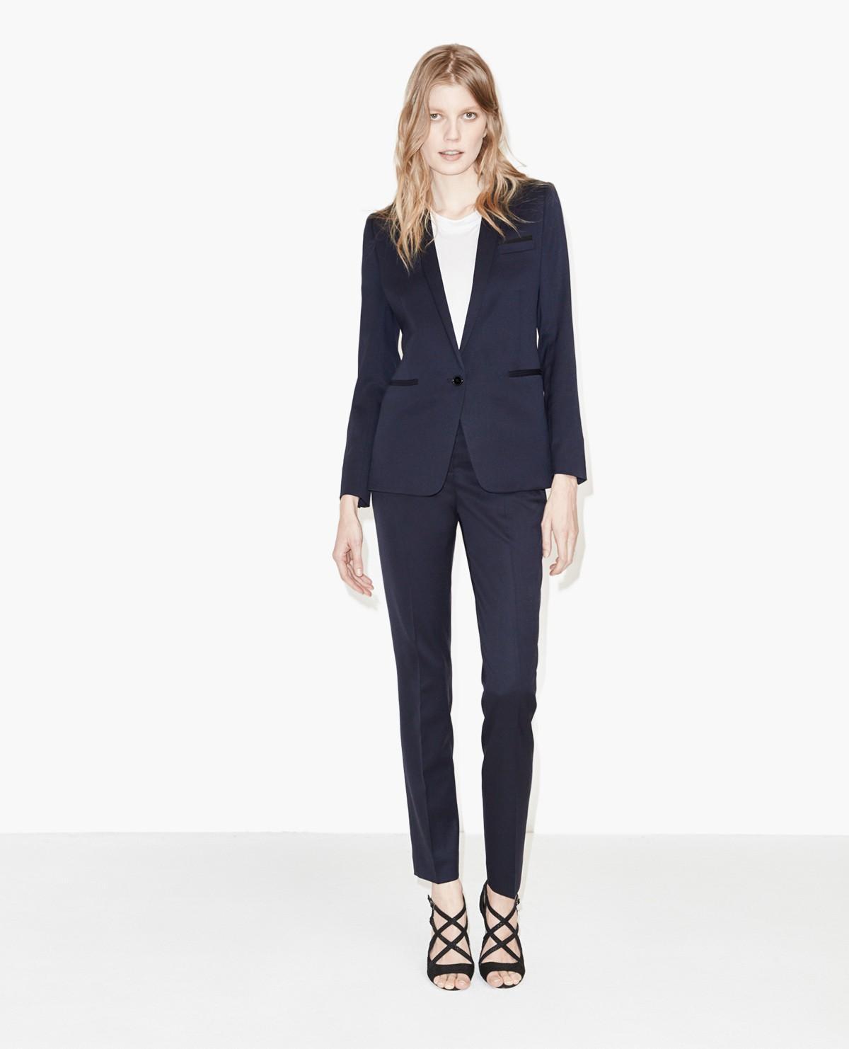 Connu Ces marques qui réhabilitent le tailleur pour working girl - KO94