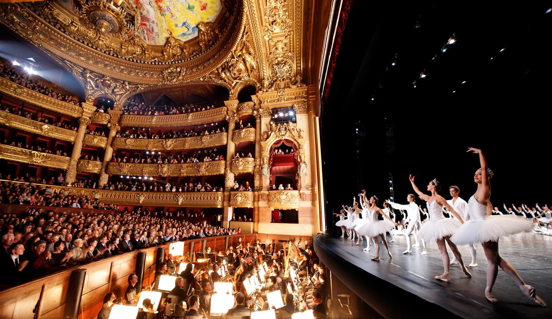 Gala De L Op 233 Ra De Paris Aur 233 Lie Dupont M 232 Ne La Danse