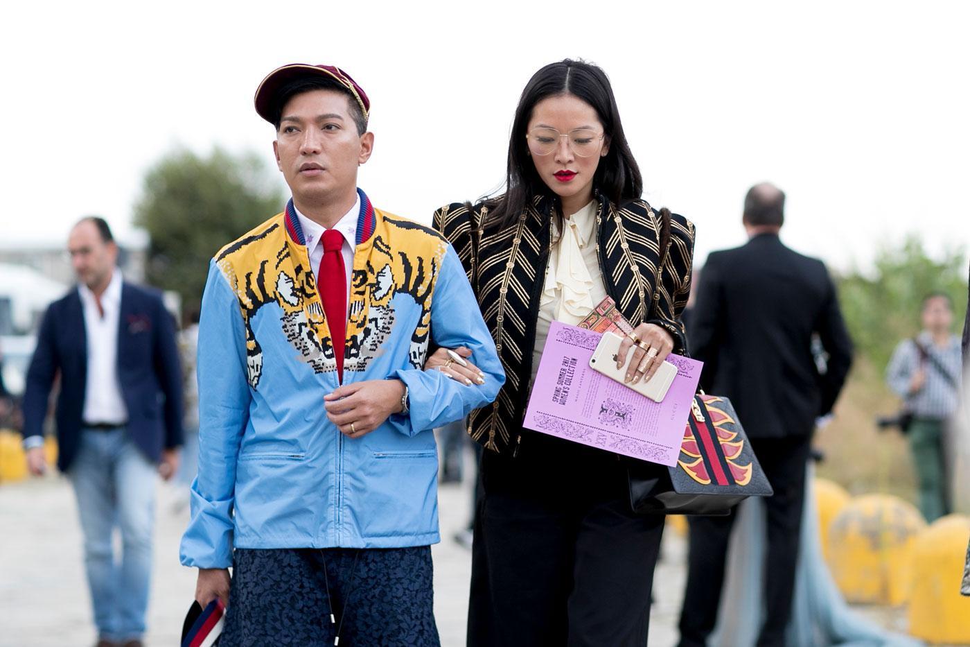 Fashion week le meilleur du street style milan madame Style fashion week in la