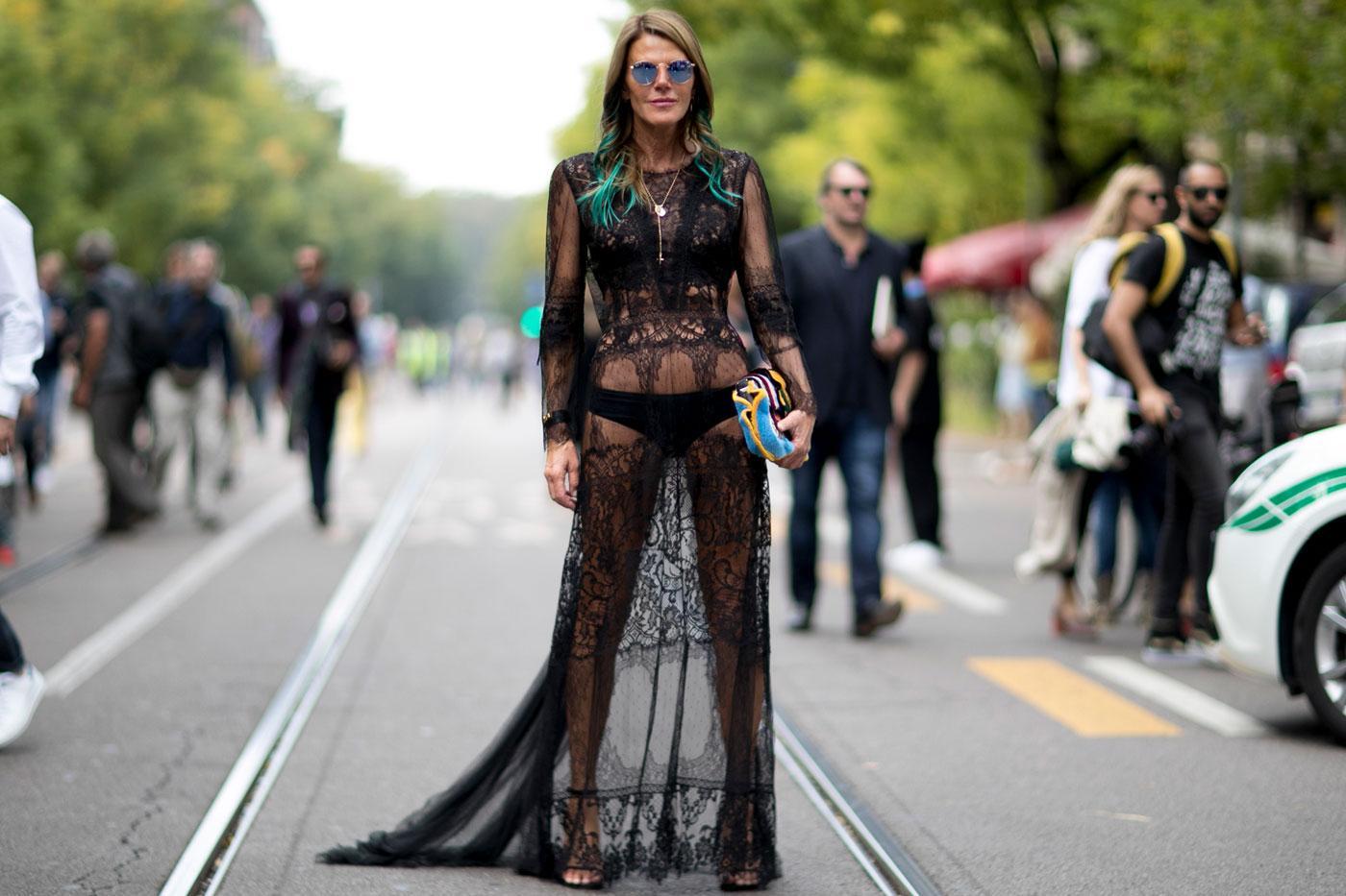 Fashion week le meilleur du street style milan for Italian fashion websites