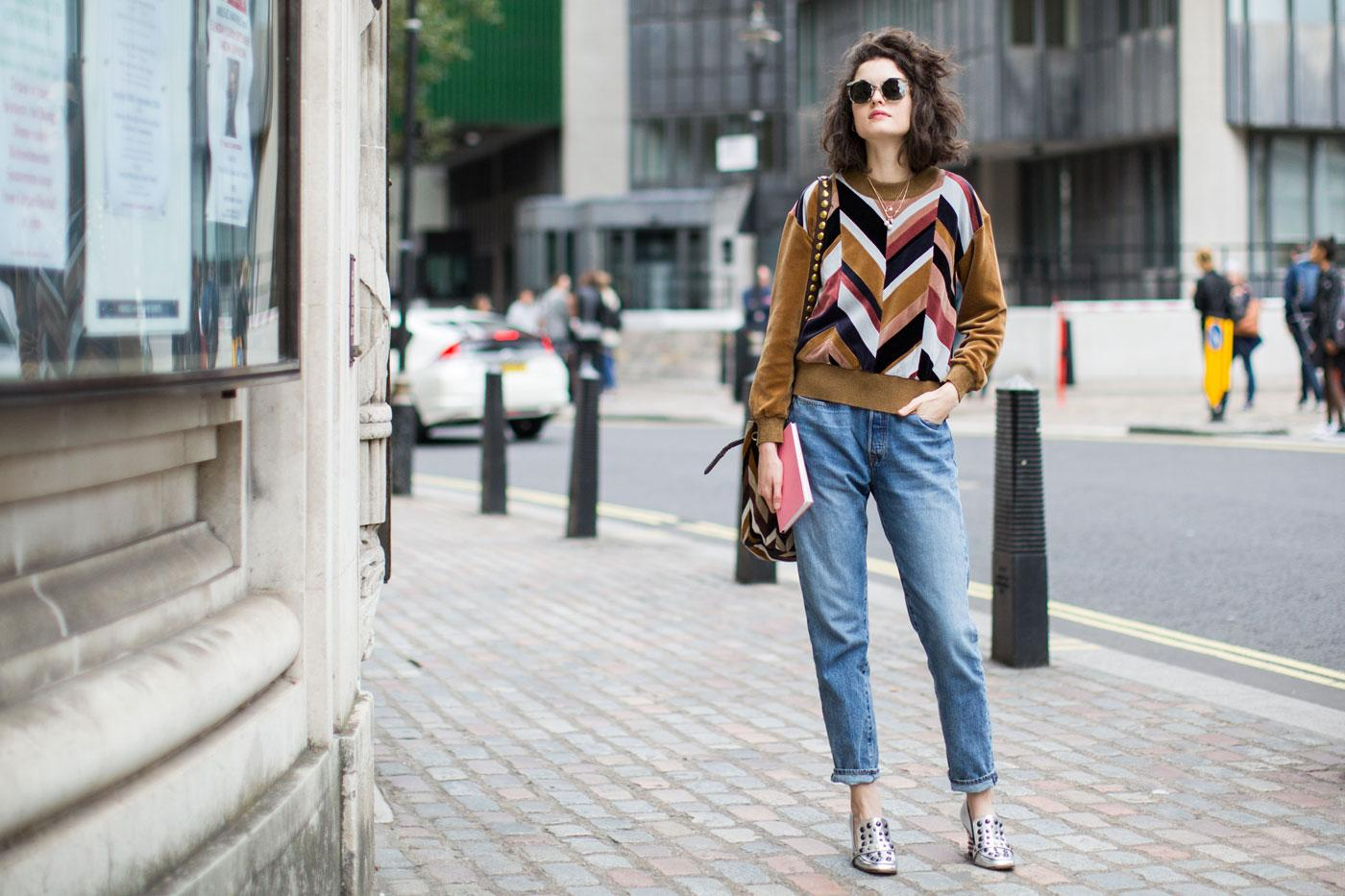 Fashion Week Le Meilleur Du Street Style Londonien Madame
