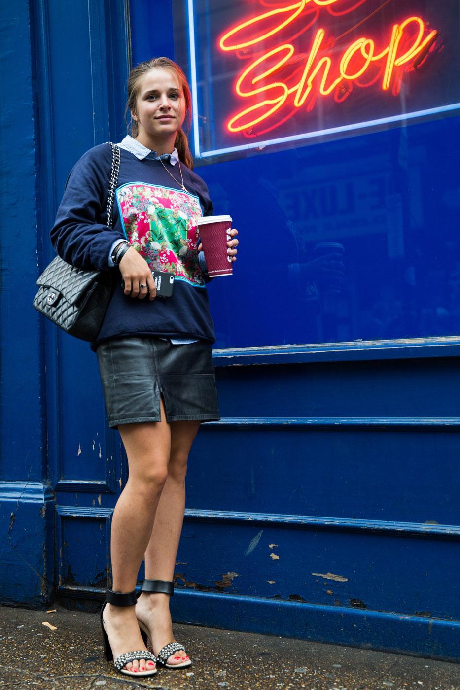 Samantha cameron l pouse de l ex premier ministre Style fashion week in la