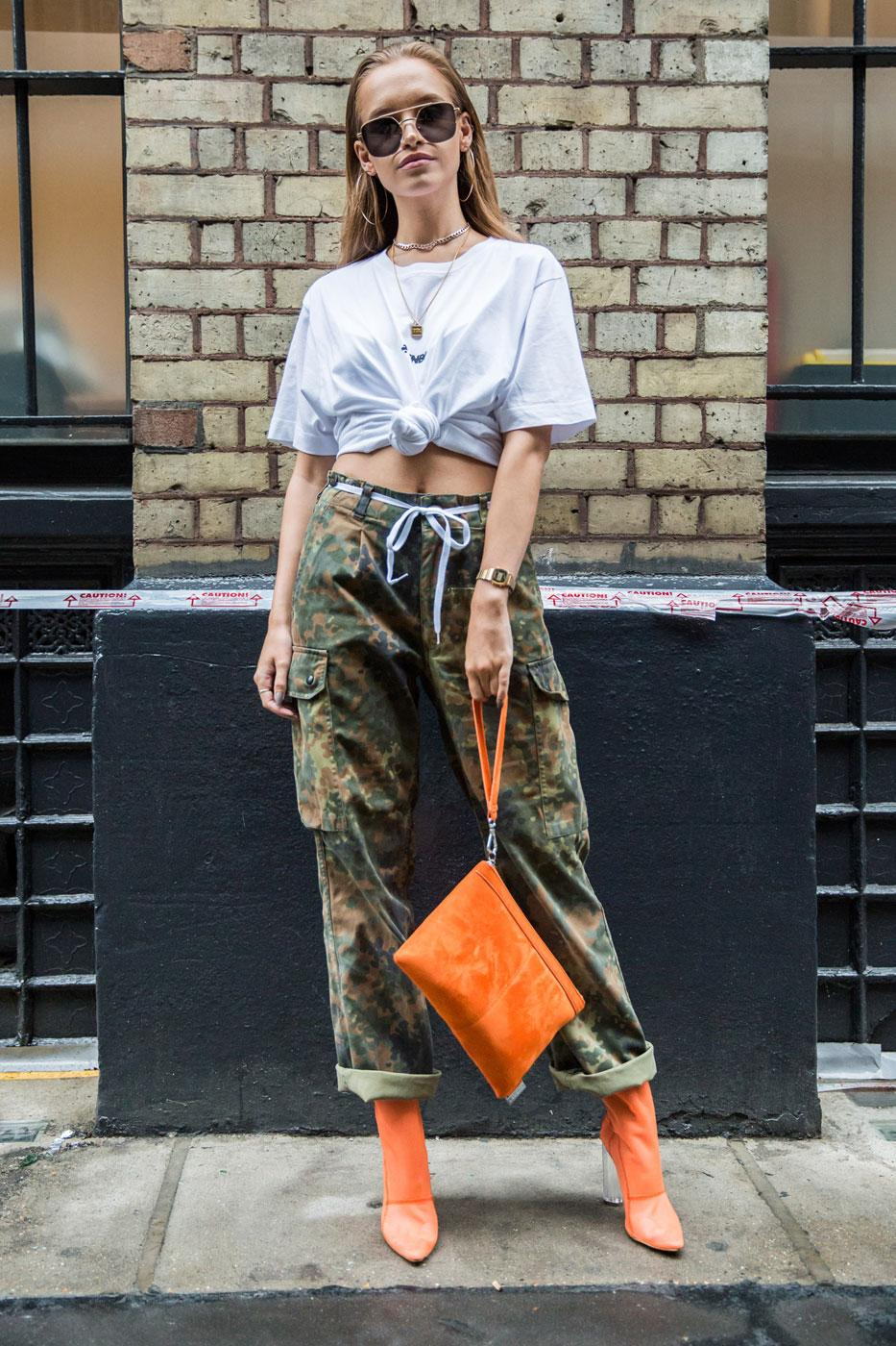 Fashion Week Le Meilleur Du Street Style Londonien