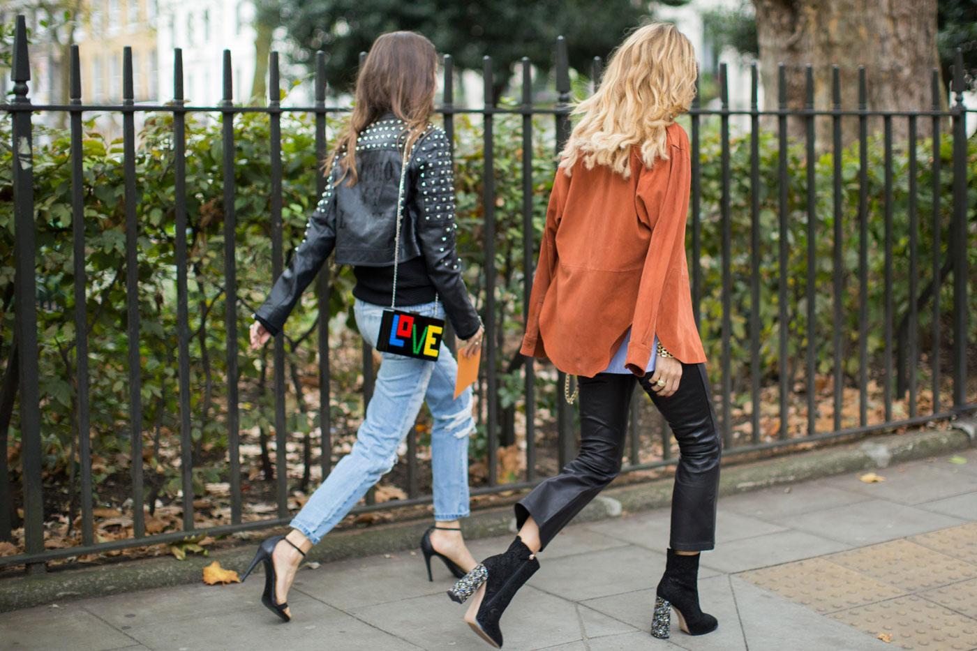 Fashion week le meilleur du street style londonien madame Style fashion week in la