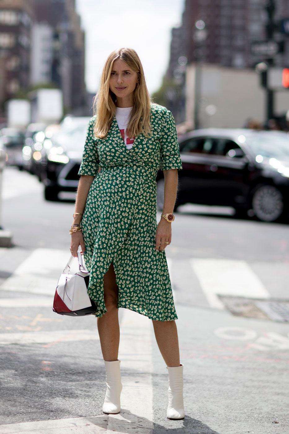 Fashion Week Le Meilleur Du Street Style New Yorkais Madame Figaro