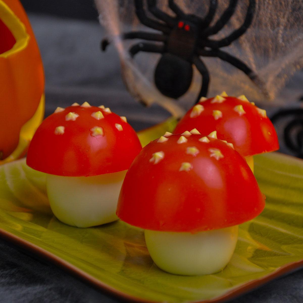 Des recettes d halloween horribles pour les enfants cuisine - Recette de gateau d halloween ...