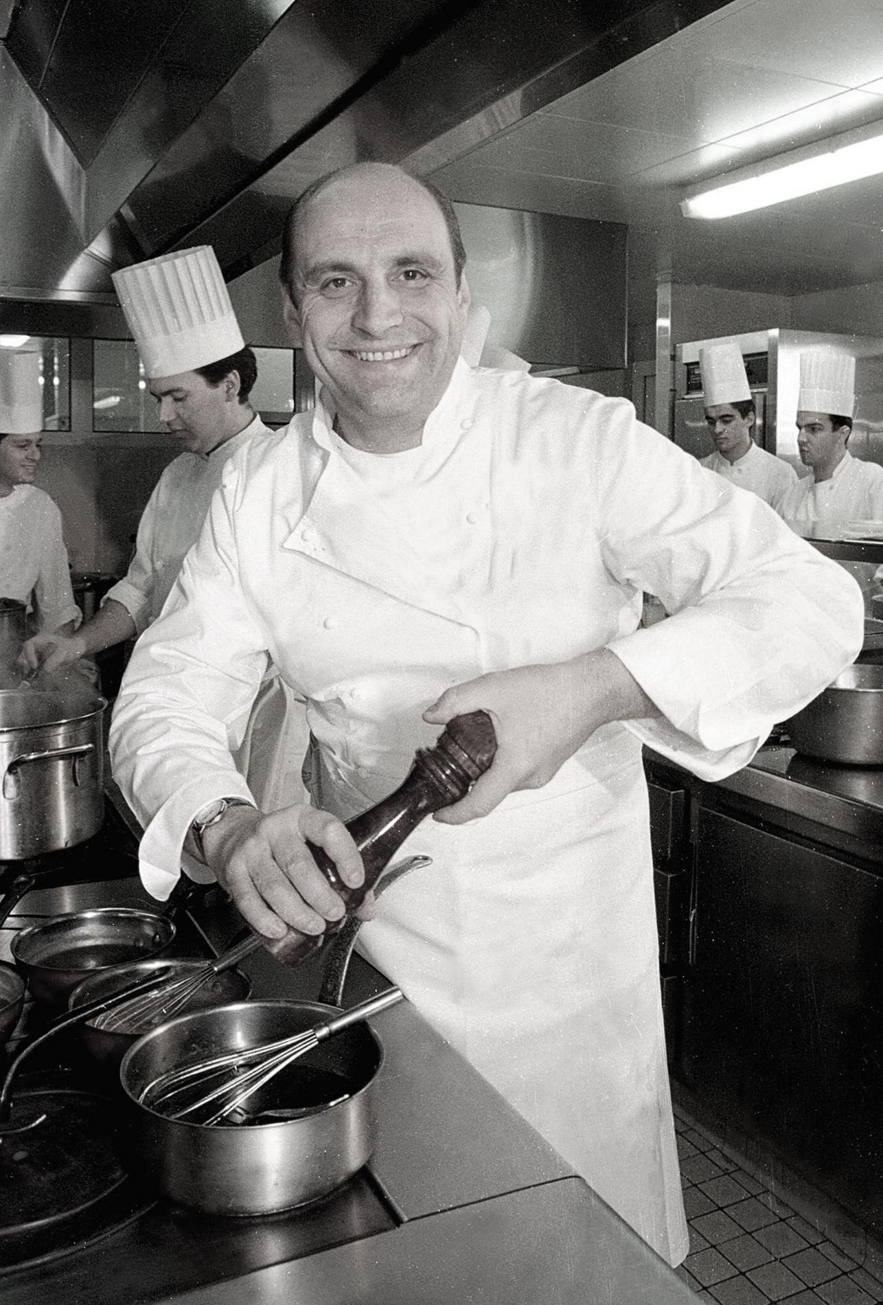 Recettes bernard loiseau cuisine madame figaro for Cuisine bernard