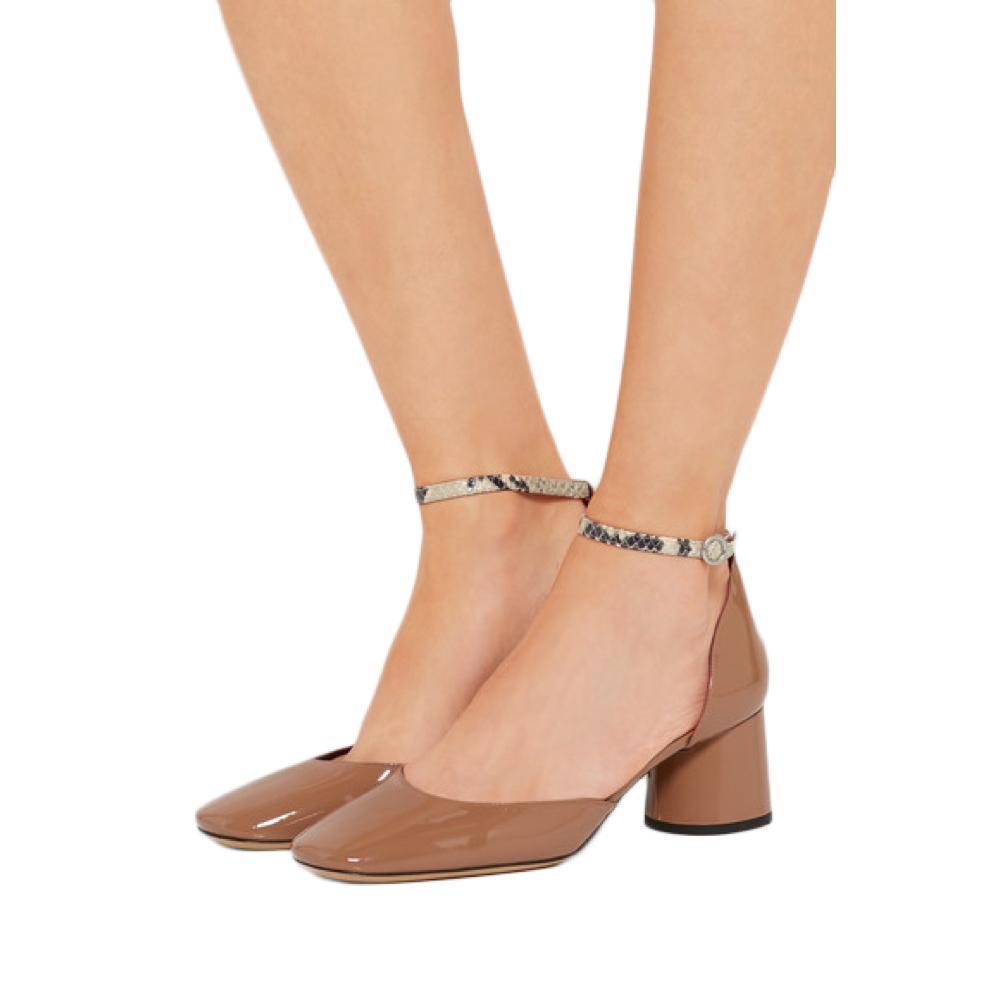 des chaussures talons confortables et styl es pour le bureau madame figaro. Black Bedroom Furniture Sets. Home Design Ideas