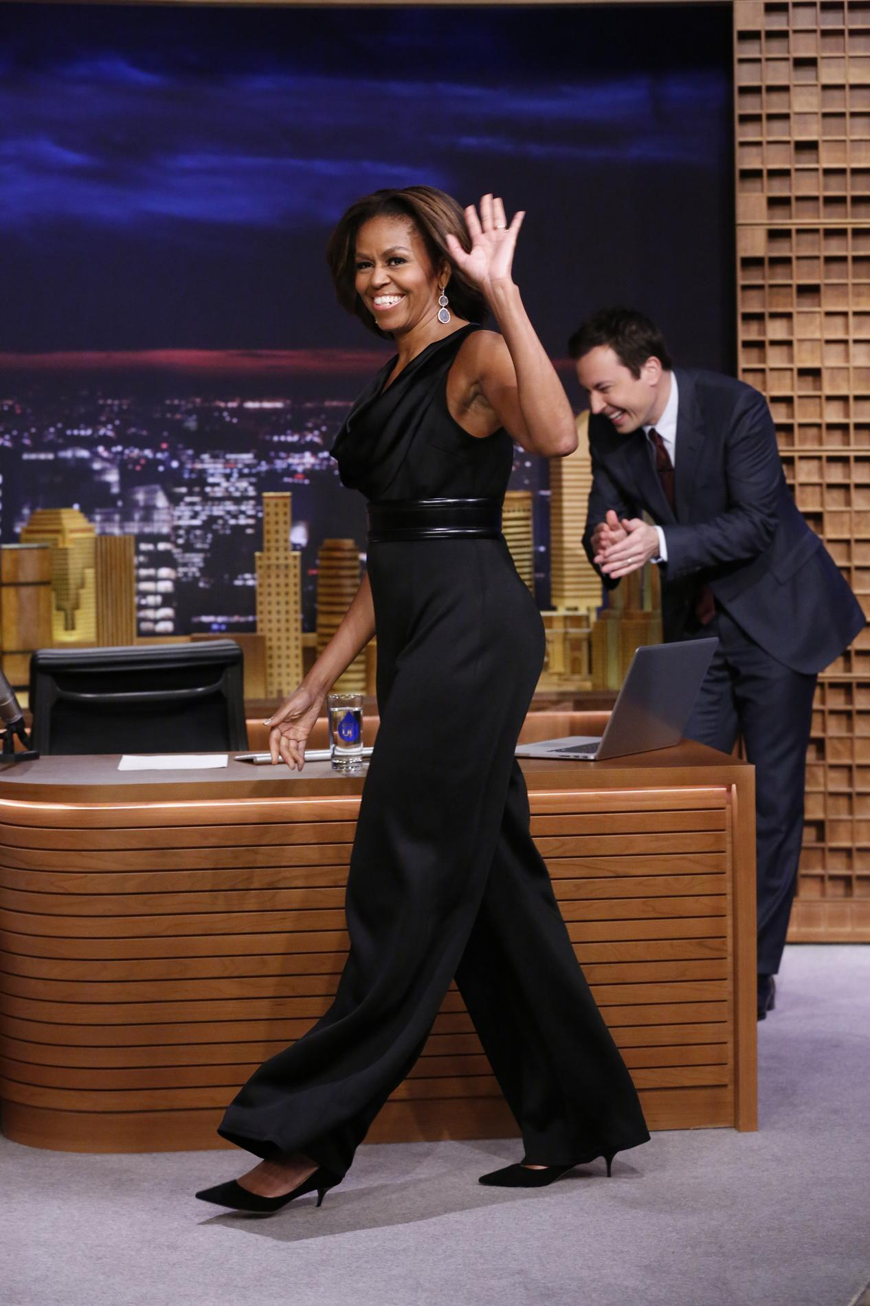 Michelle Obama : ses t...
