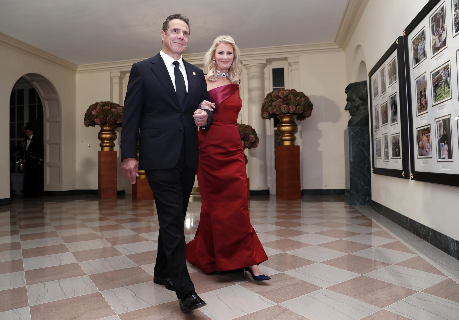 Michelle et barack obama leur dernier d ner d 39 tat la for Barack obama maison blanche