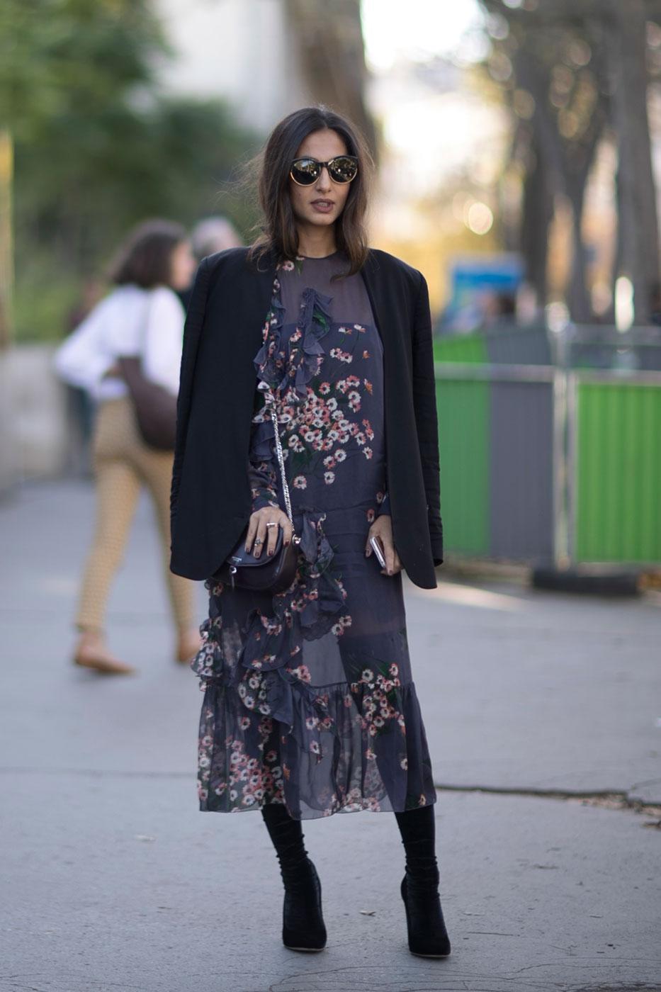 Sehr Bottes : comment les associer à une jupe ? - Madame Figaro PI24