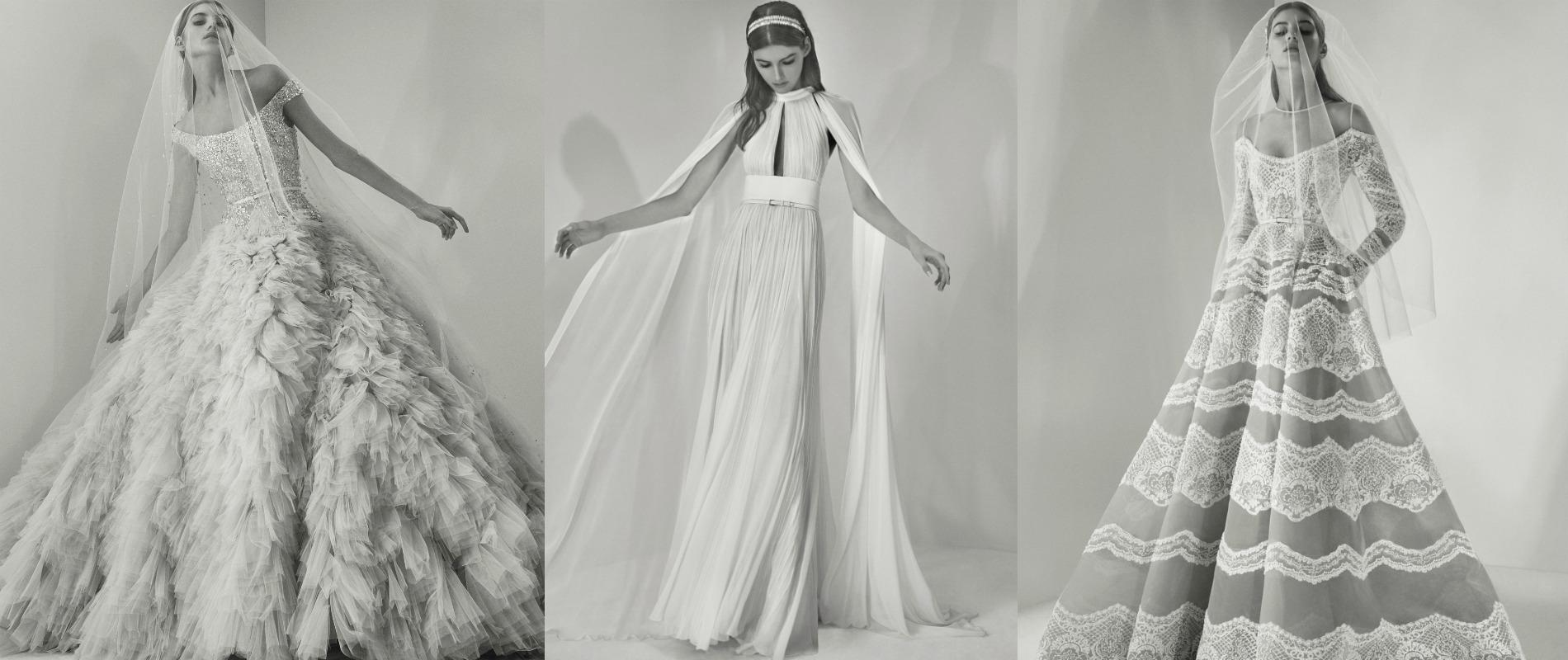 elie saab d voile ses nouvelles robes de mari e oniriques madame figaro. Black Bedroom Furniture Sets. Home Design Ideas