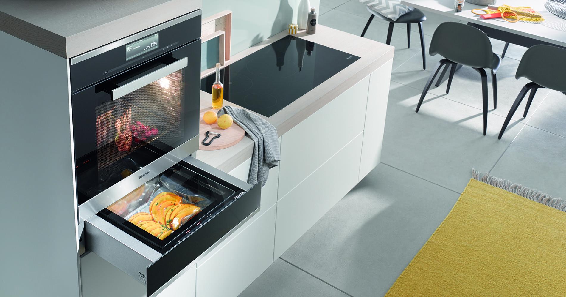 l essentiel sur la cuisson sous vide cuisine madame figaro. Black Bedroom Furniture Sets. Home Design Ideas
