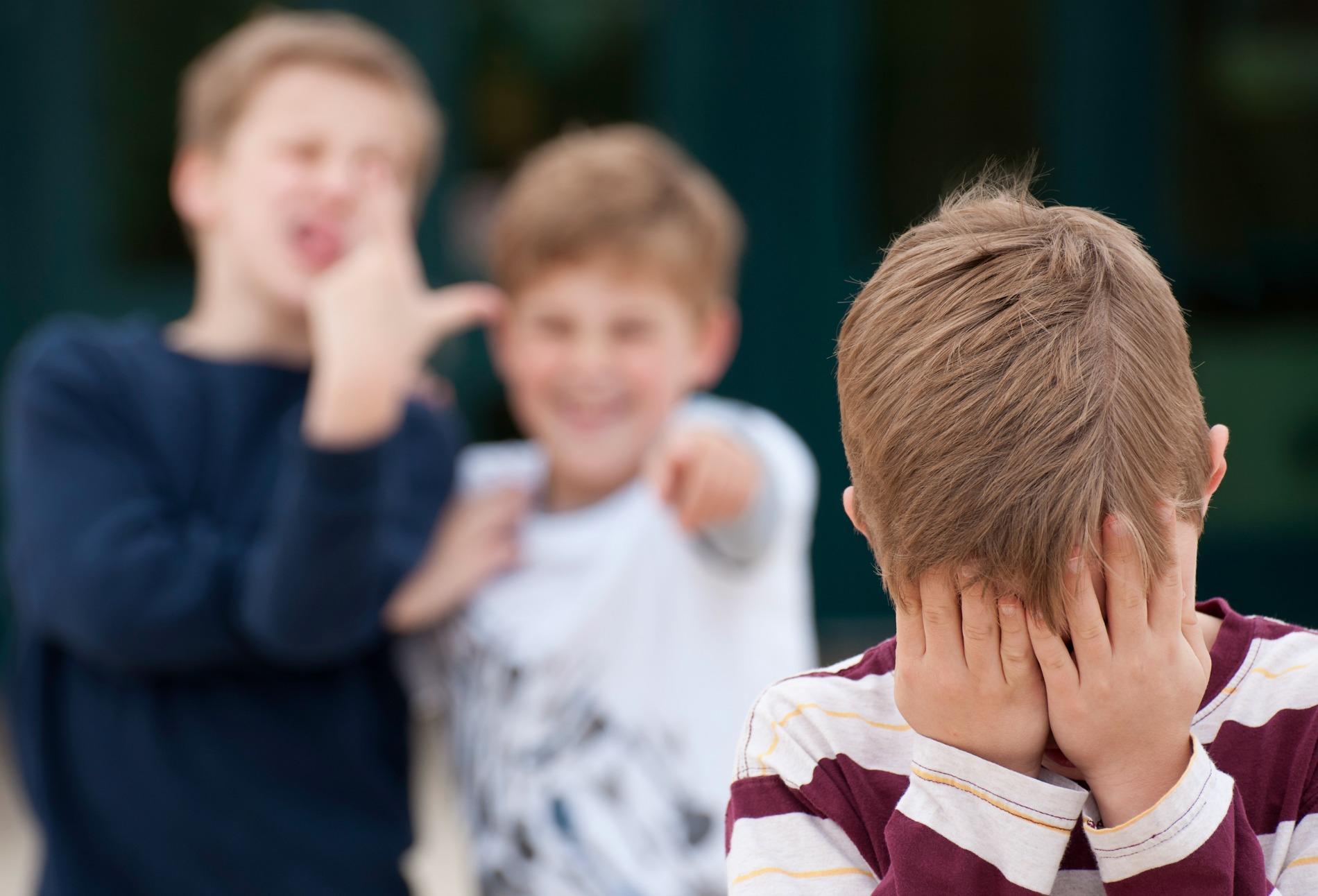 Top Harcèlement scolaire : comment réagir en tant que parents ? - WL29