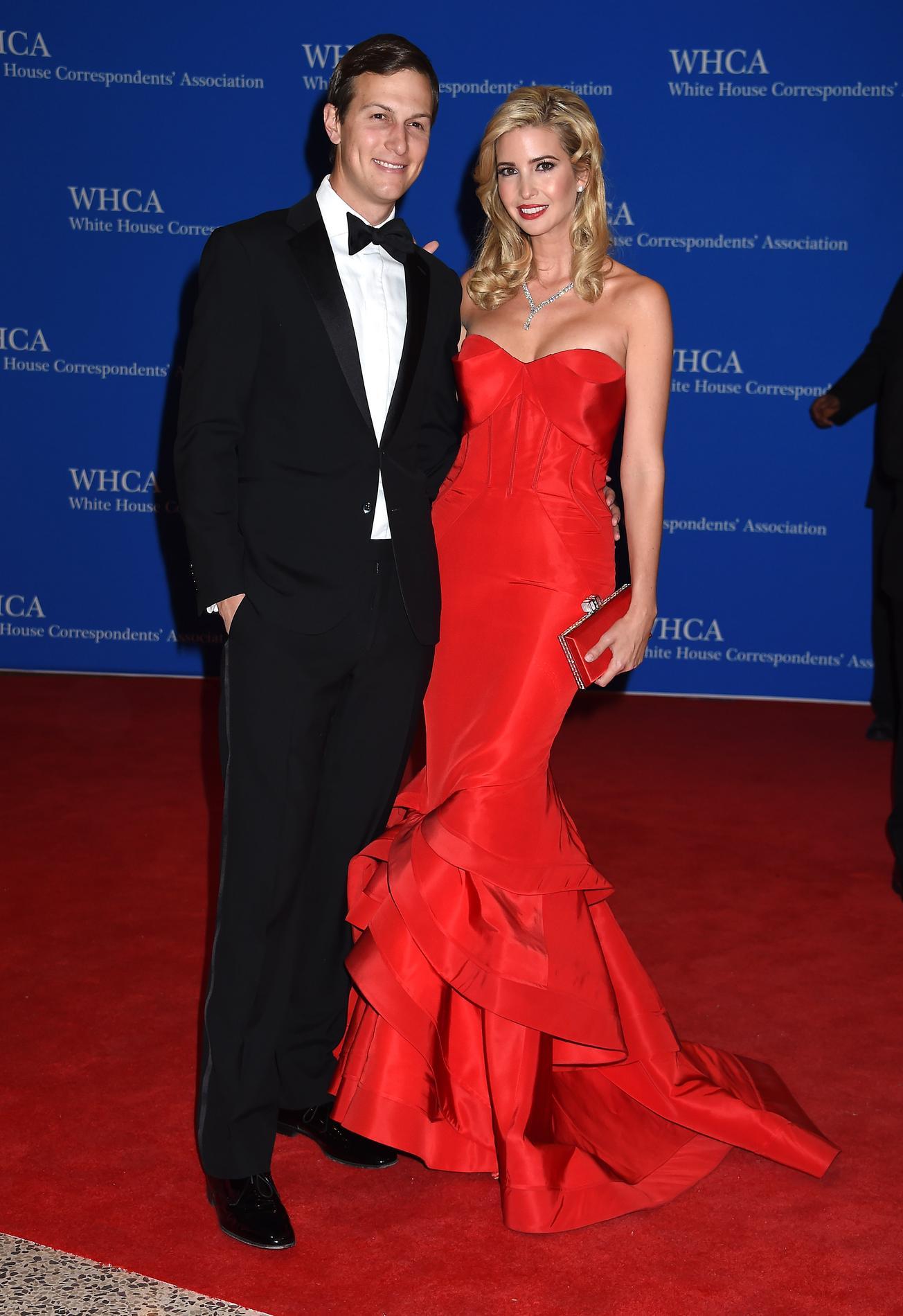 Ivanka Trump et son mari vont s'installer à Washington -...