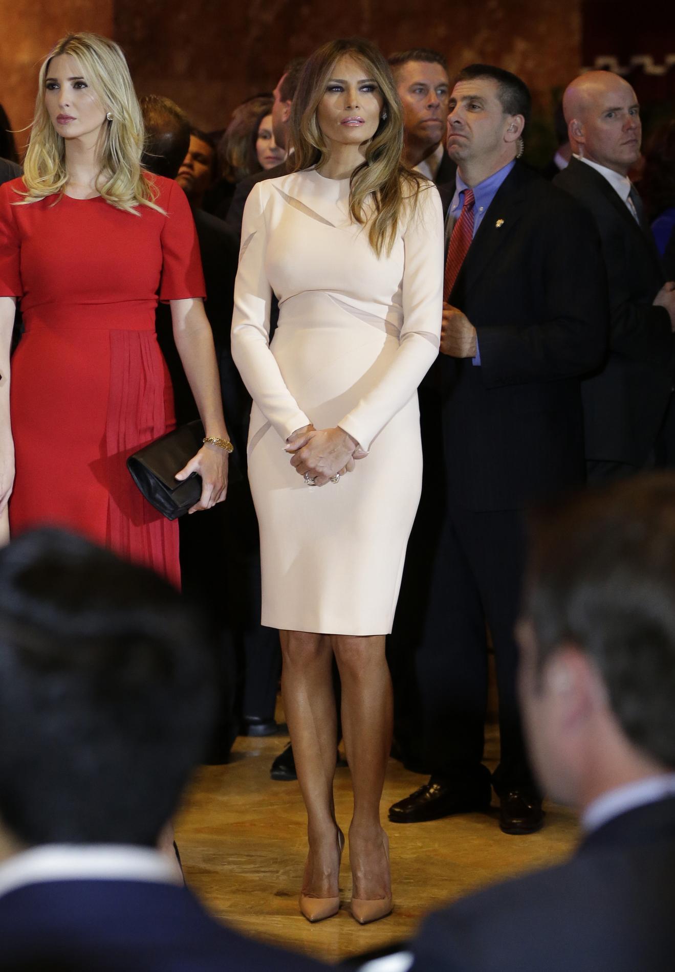 Melania Et Donald Trump S 39 Aiment Ils Vraiment Madame Figaro