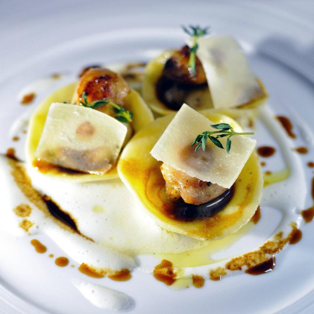 Recette ravioli genovese de poulet cuisine madame figaro for Site de cuisine gastronomique