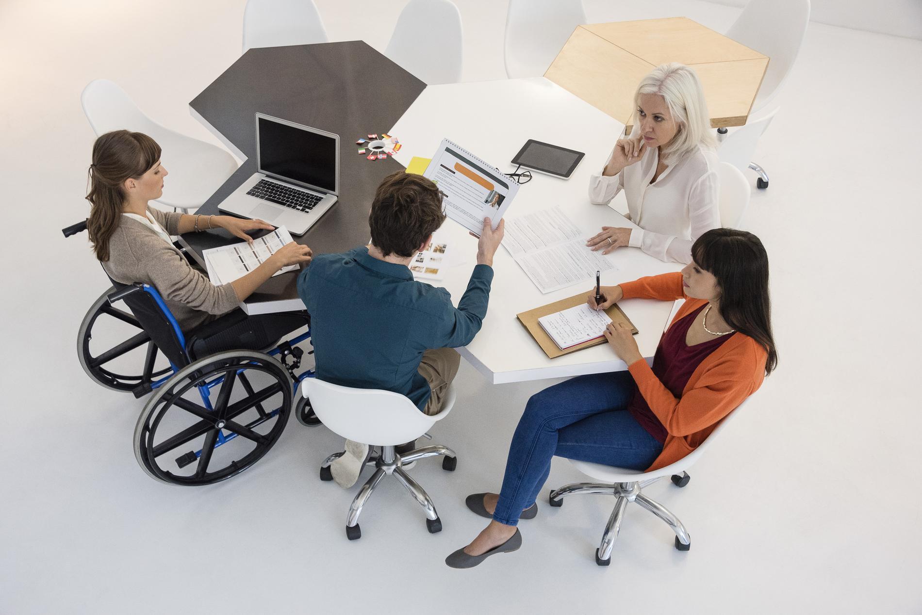 Rencontrer des femmes handicapées