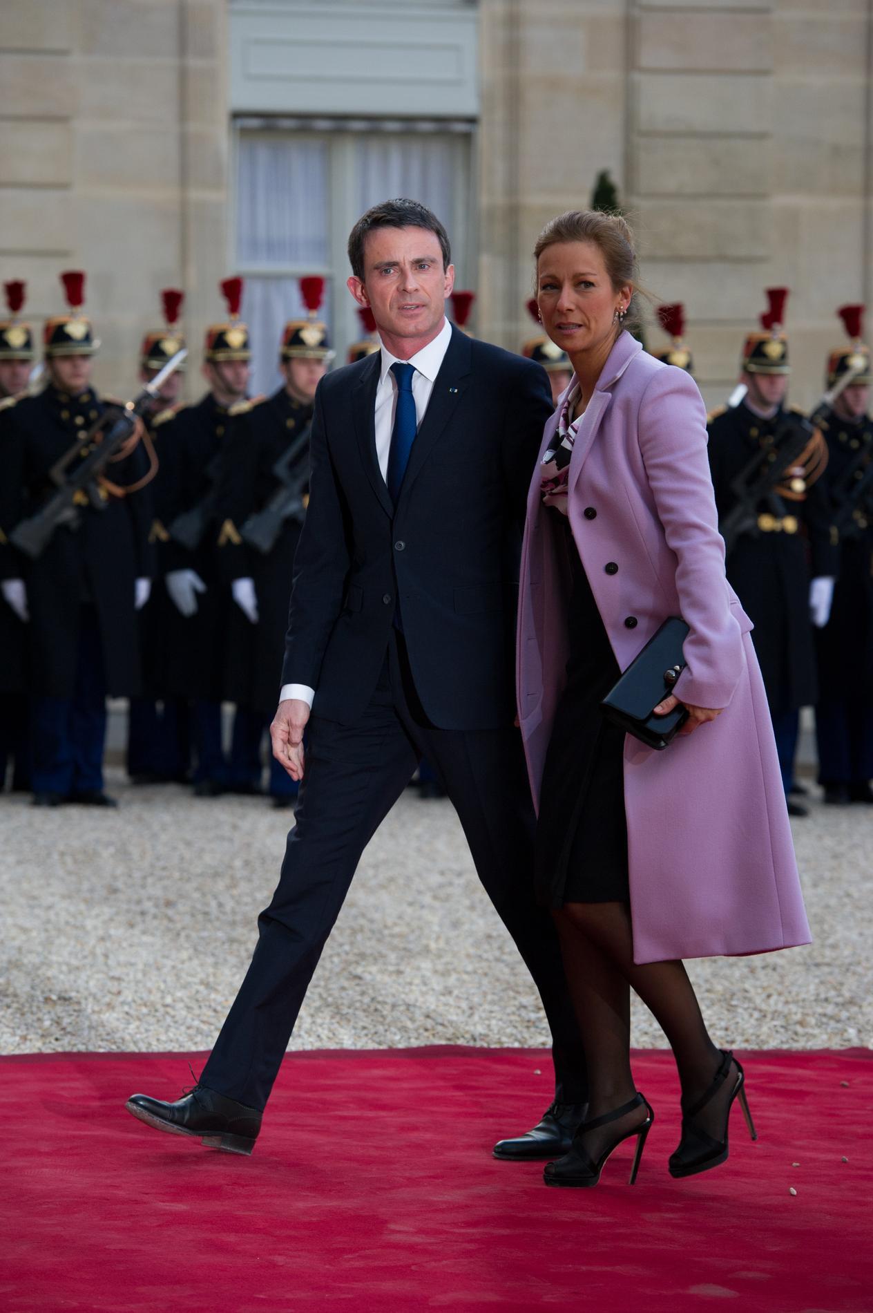 Anne Gravoin La Quot Premi 232 Re Militante Quot De Manuel Valls