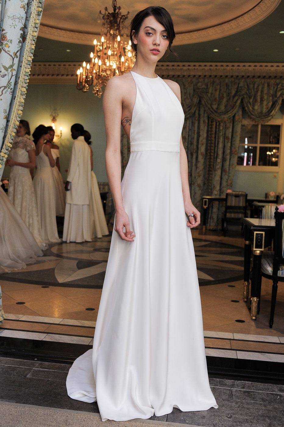 Rever d'une personne en robe de mariee