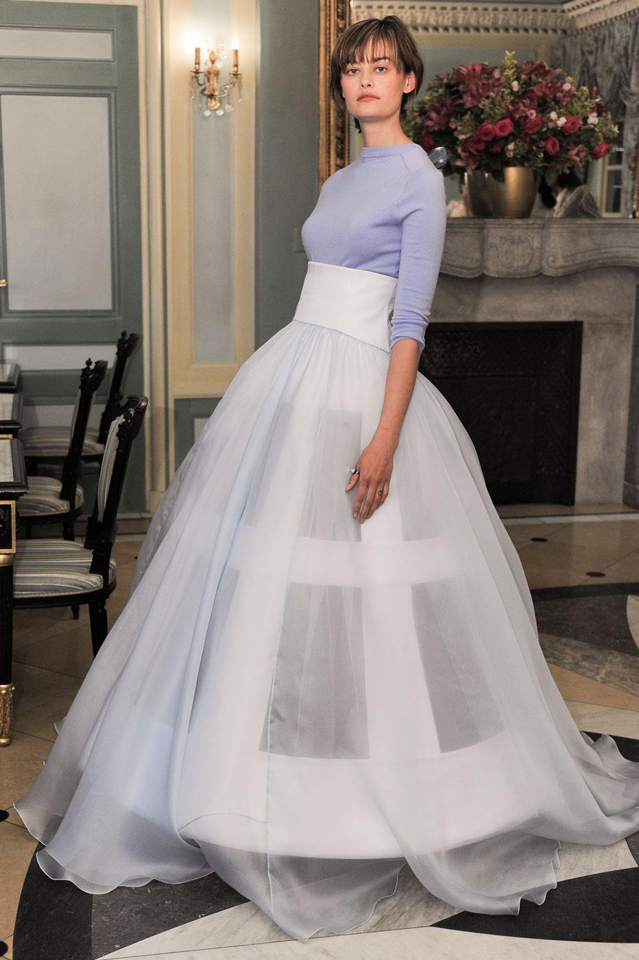 ... collections de robes de mariée 2017 : La robe Jackson de David Purves