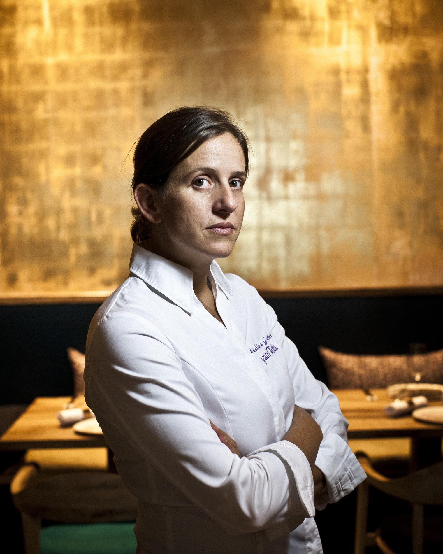 Adeline grattard madame figaro - Devenir professeur de cuisine ...