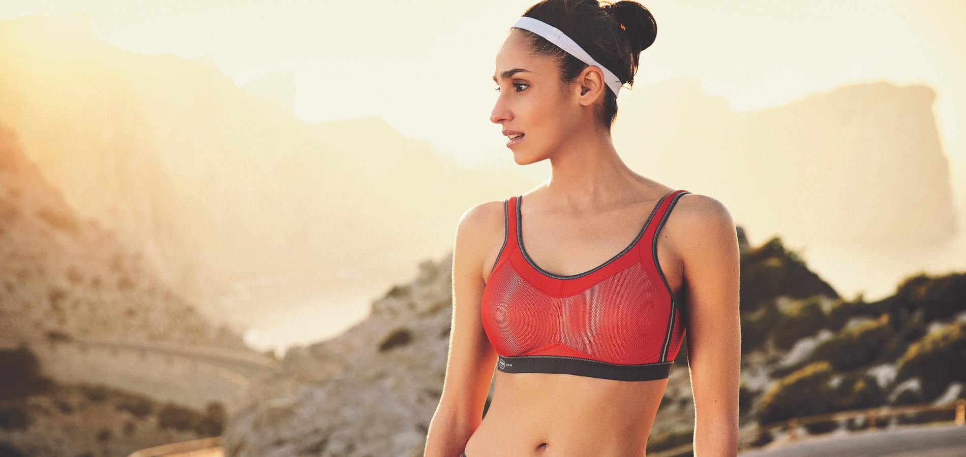 Porter une brassière ou un soutien-gorge de sport est indispensable lorsque  l on court. Quelques règles simples sont à respecter pour courir en toute  ... c119dc22185