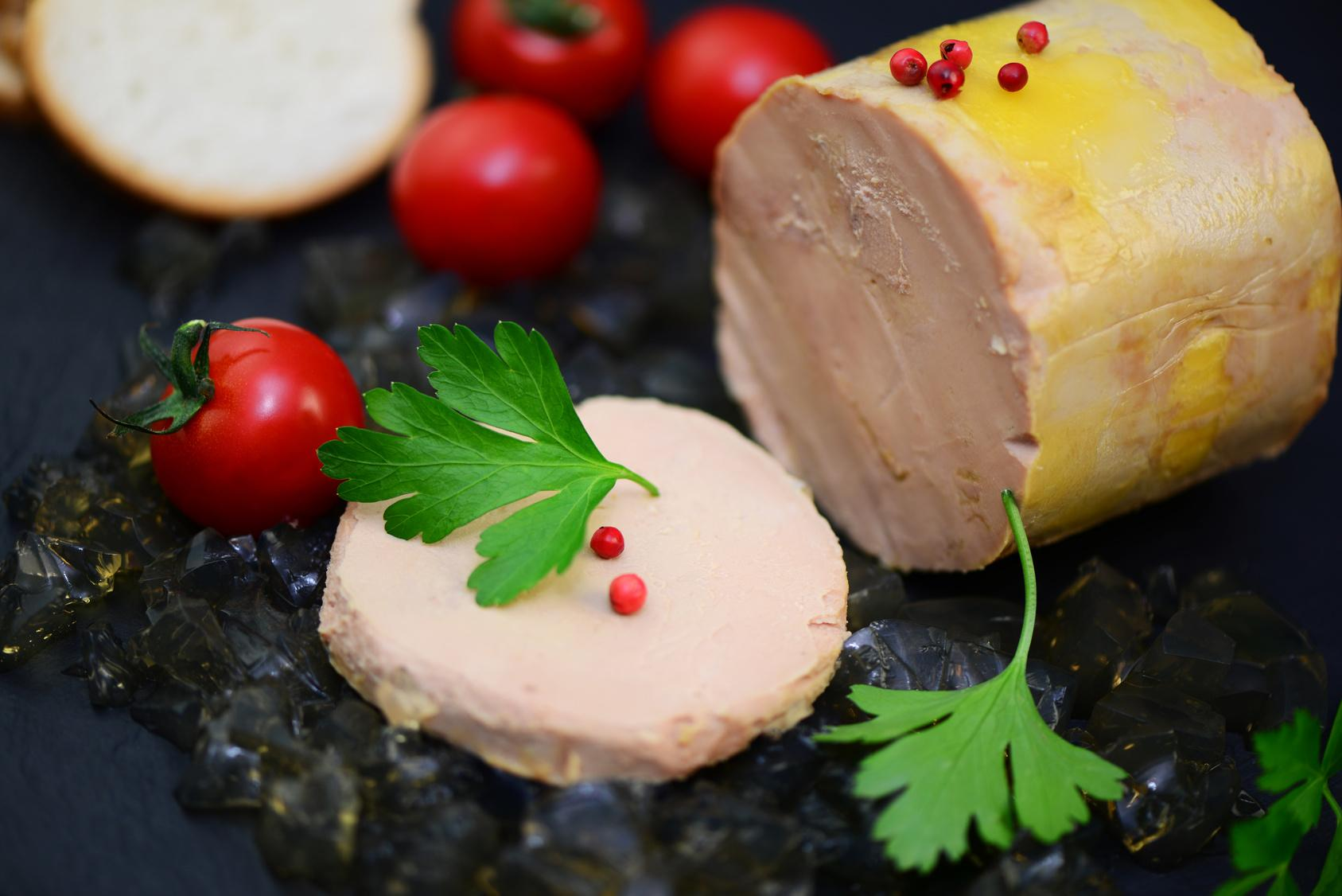 recettes foie gras cuisine madame figaro. Black Bedroom Furniture Sets. Home Design Ideas