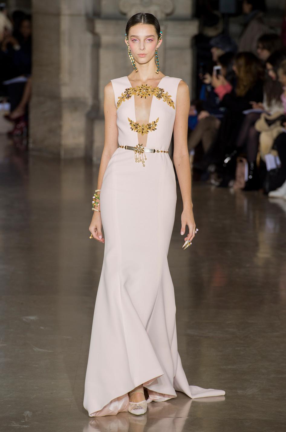 Bien connu Chanel, Dior, Elie Saab Les plus belles robes couture ZV28