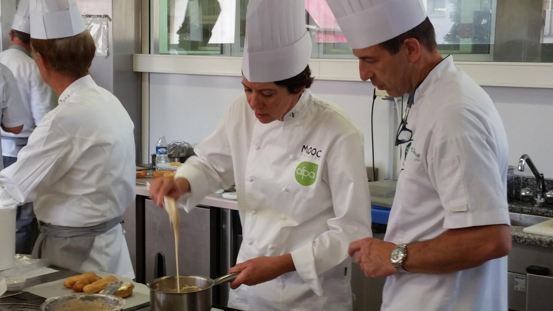 Mooc of the year 2016 la cuisine re oit le premier prix - Formation afpa cuisine ...