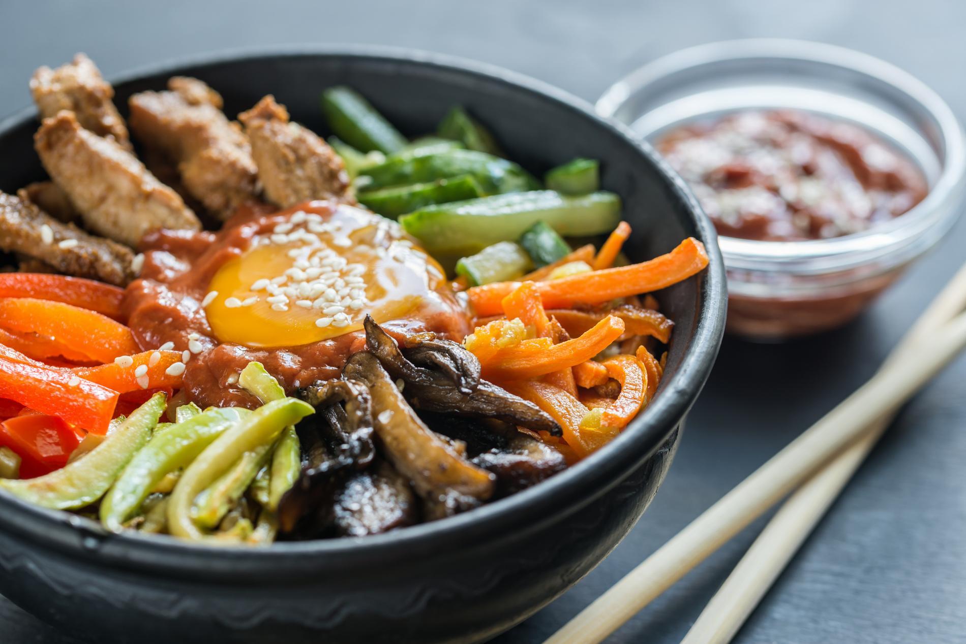 Recettes cuisine cor enne recettes faciles et rapides for Cuisine coreenne