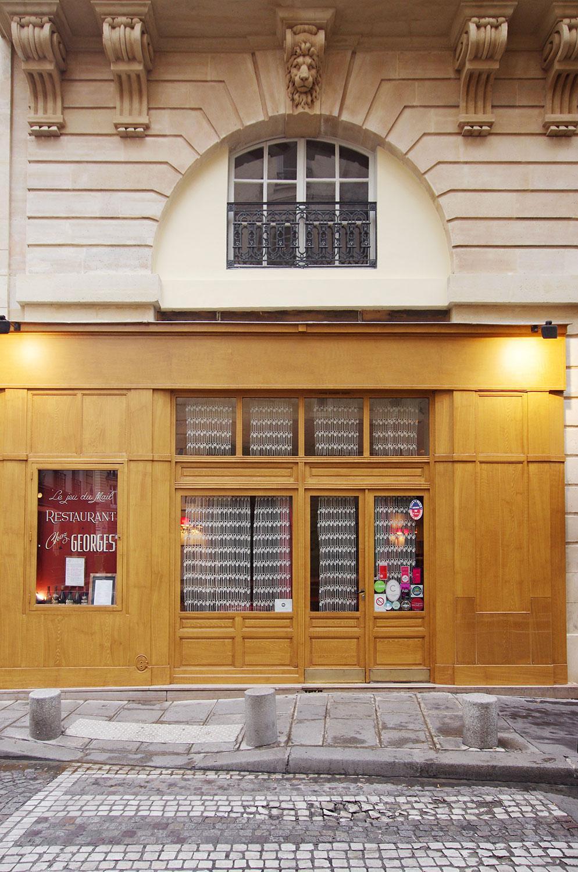 Bonnes Adresses Paris Shopping #13: Un Restaurant Dans Lequel, Avec Mon Mari, Nous Emmenons Nos Amis Qui  Viennent De Lu0027étranger. »