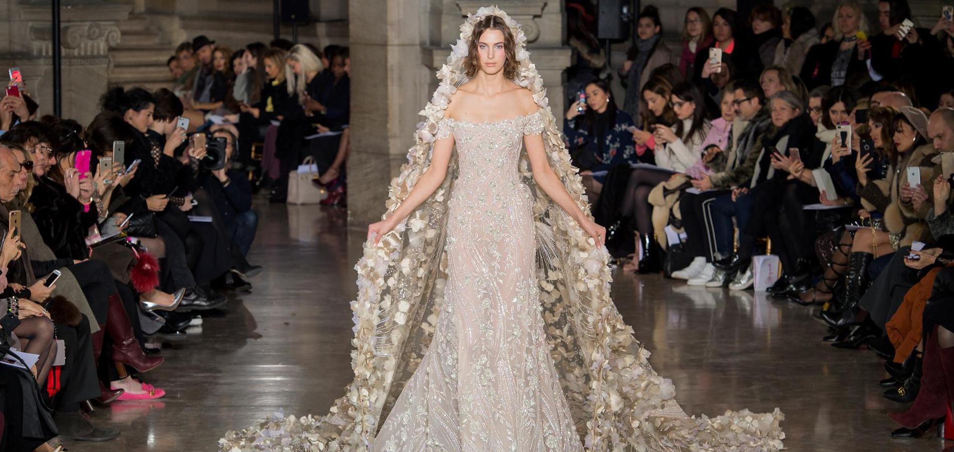 Souvent Chanel, Dior, Elie Saab Les plus belles robes couture HQ81