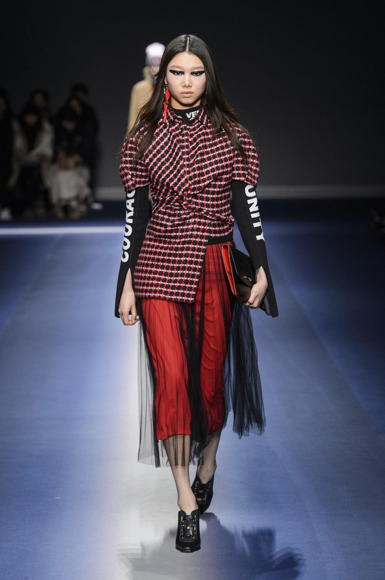 Fashion Week de Milan, la suite des shows avec Versace, Tod s, Jil ... 679db678040